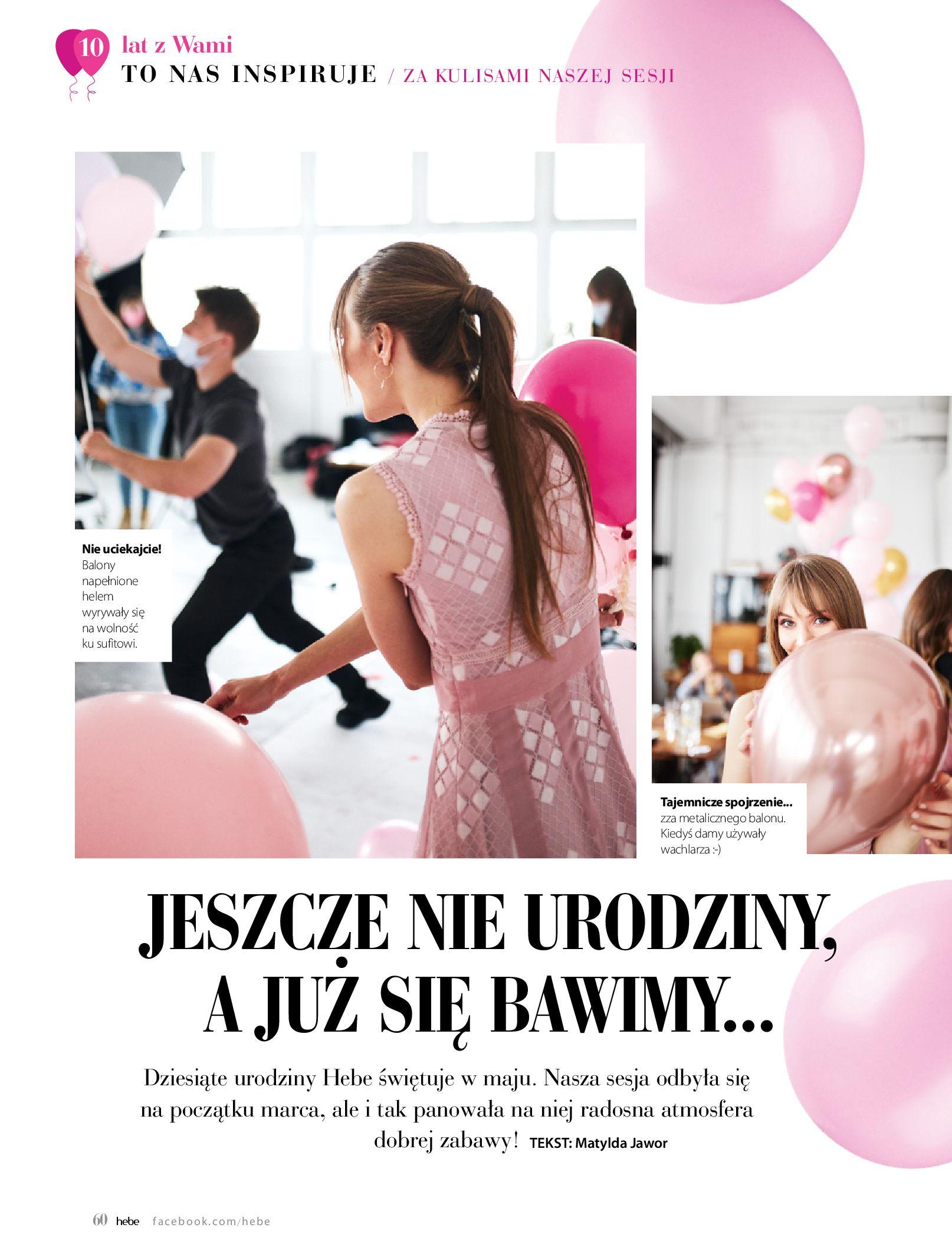 Gazetka hebe: Gazetka Hebe - Magazyn  2021-05-01 page-60
