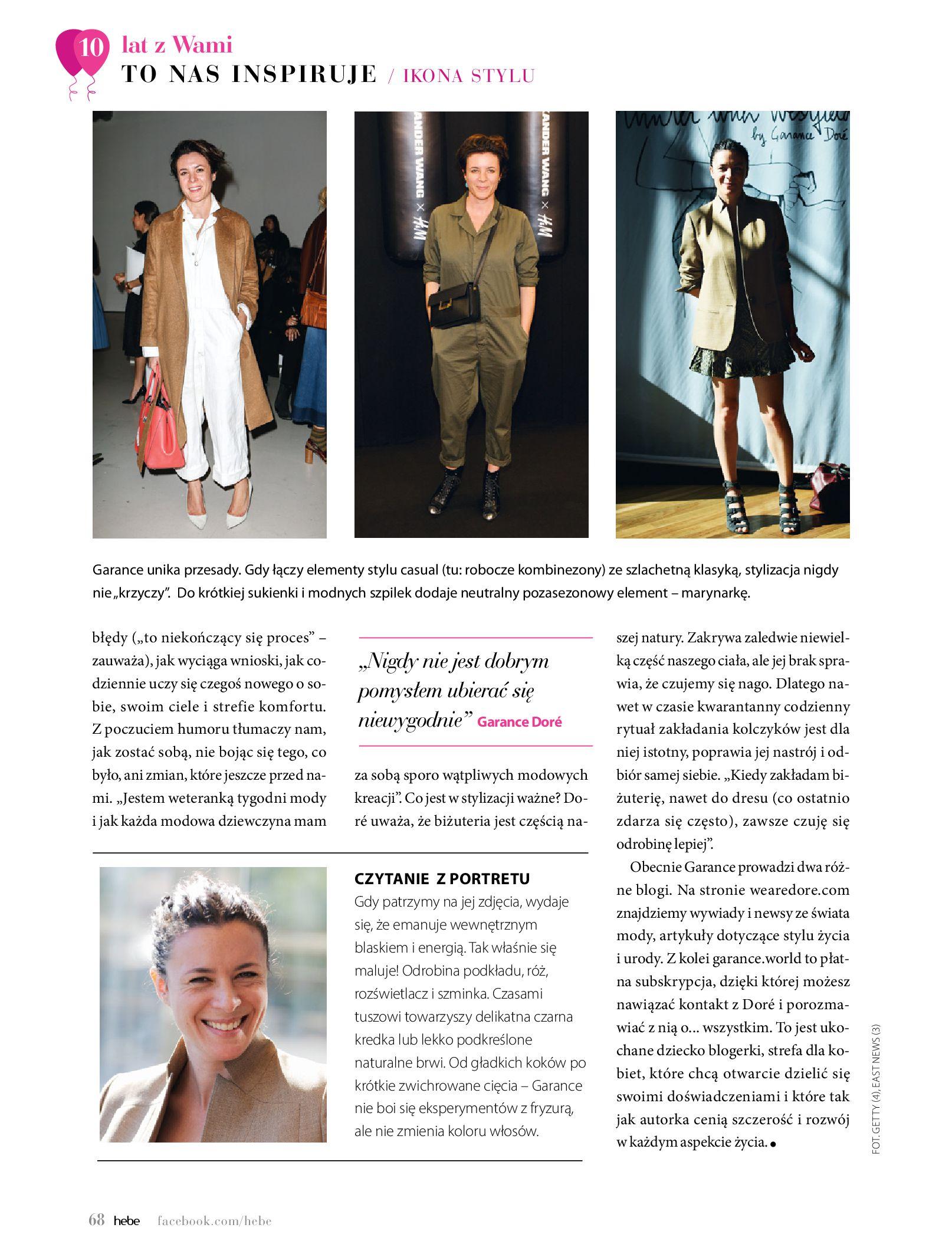 Gazetka hebe: Gazetka Hebe - Magazyn  2021-05-01 page-68