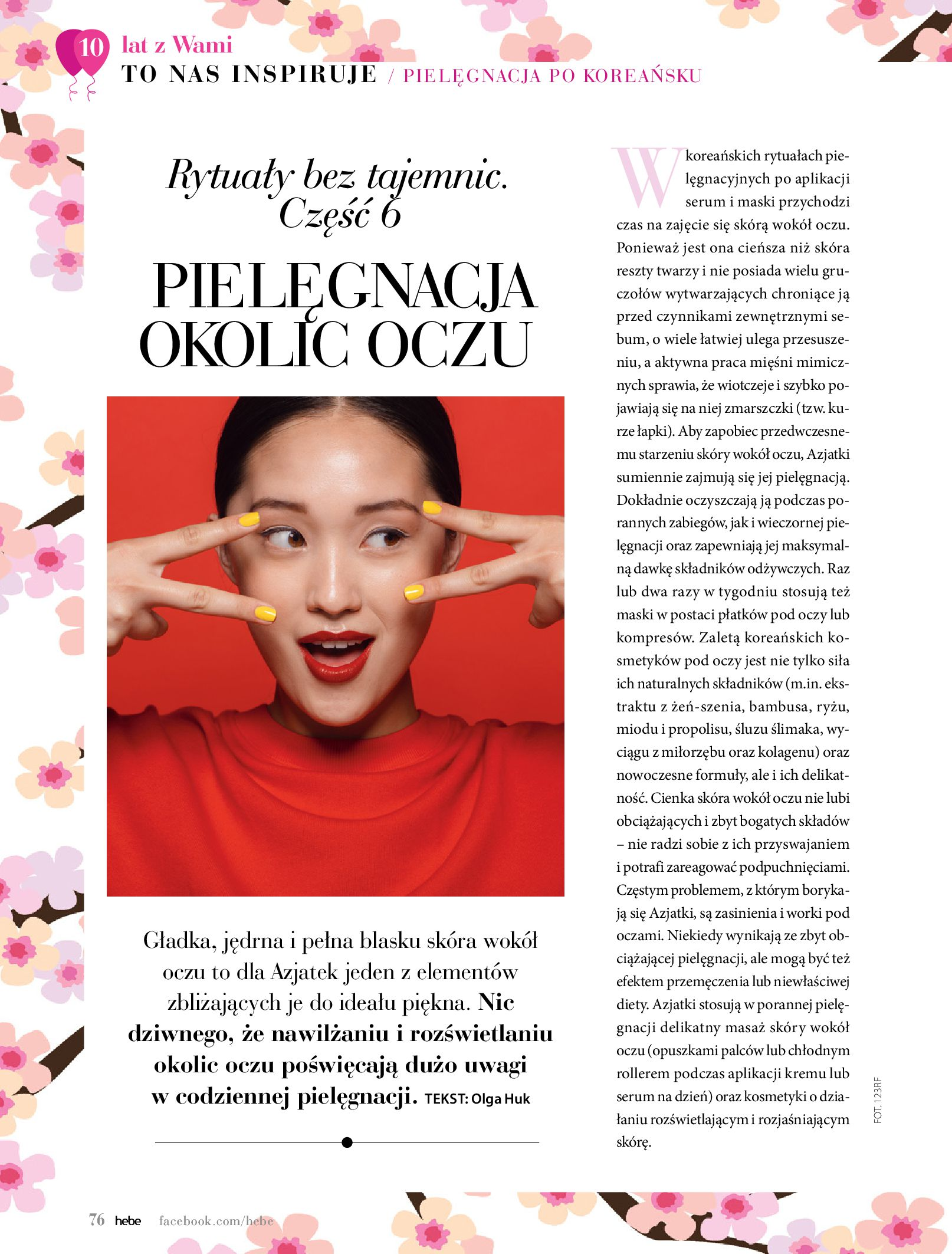 Gazetka hebe: Gazetka Hebe - Magazyn  2021-05-01 page-76
