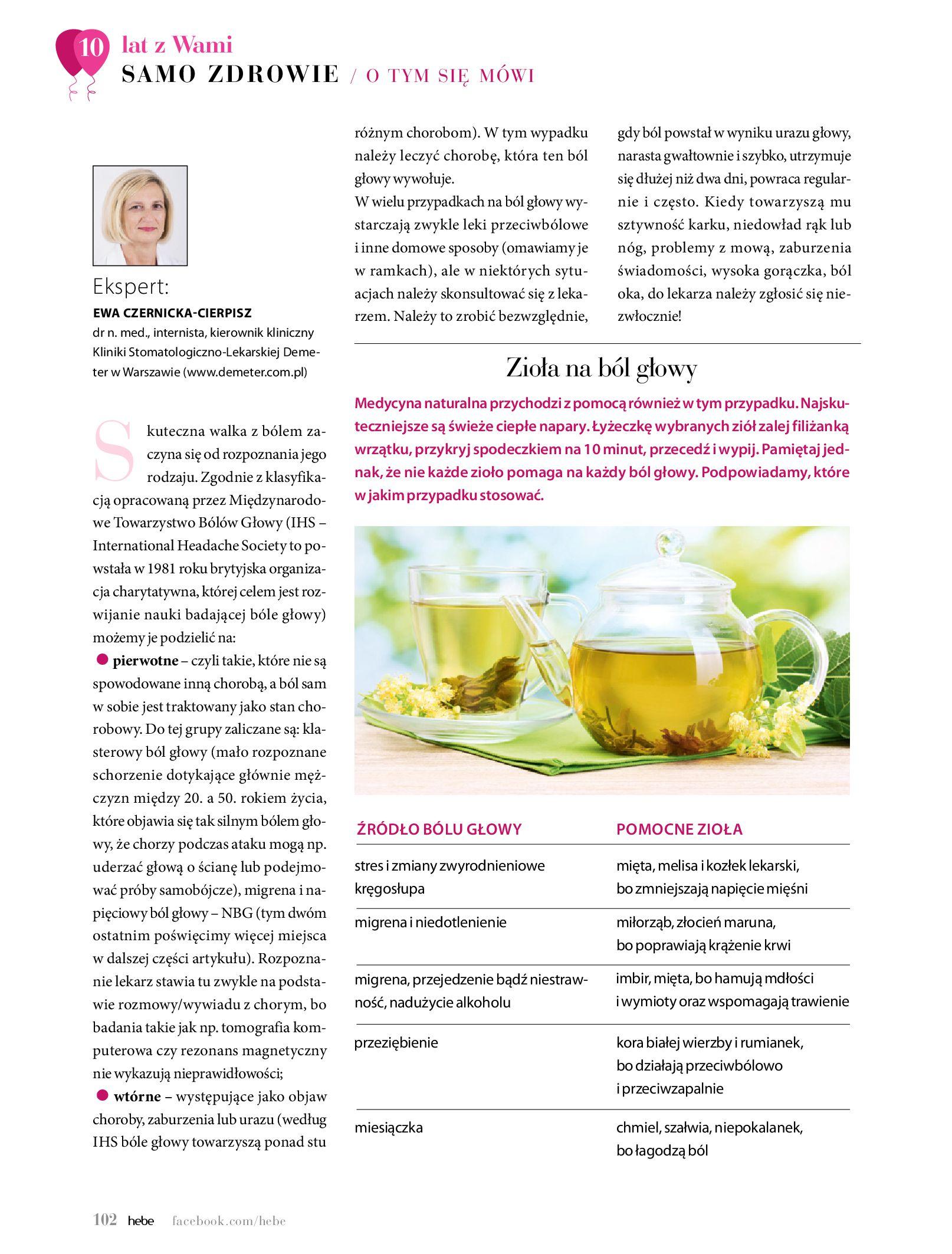 Gazetka hebe: Gazetka Hebe - Magazyn  2021-05-01 page-102