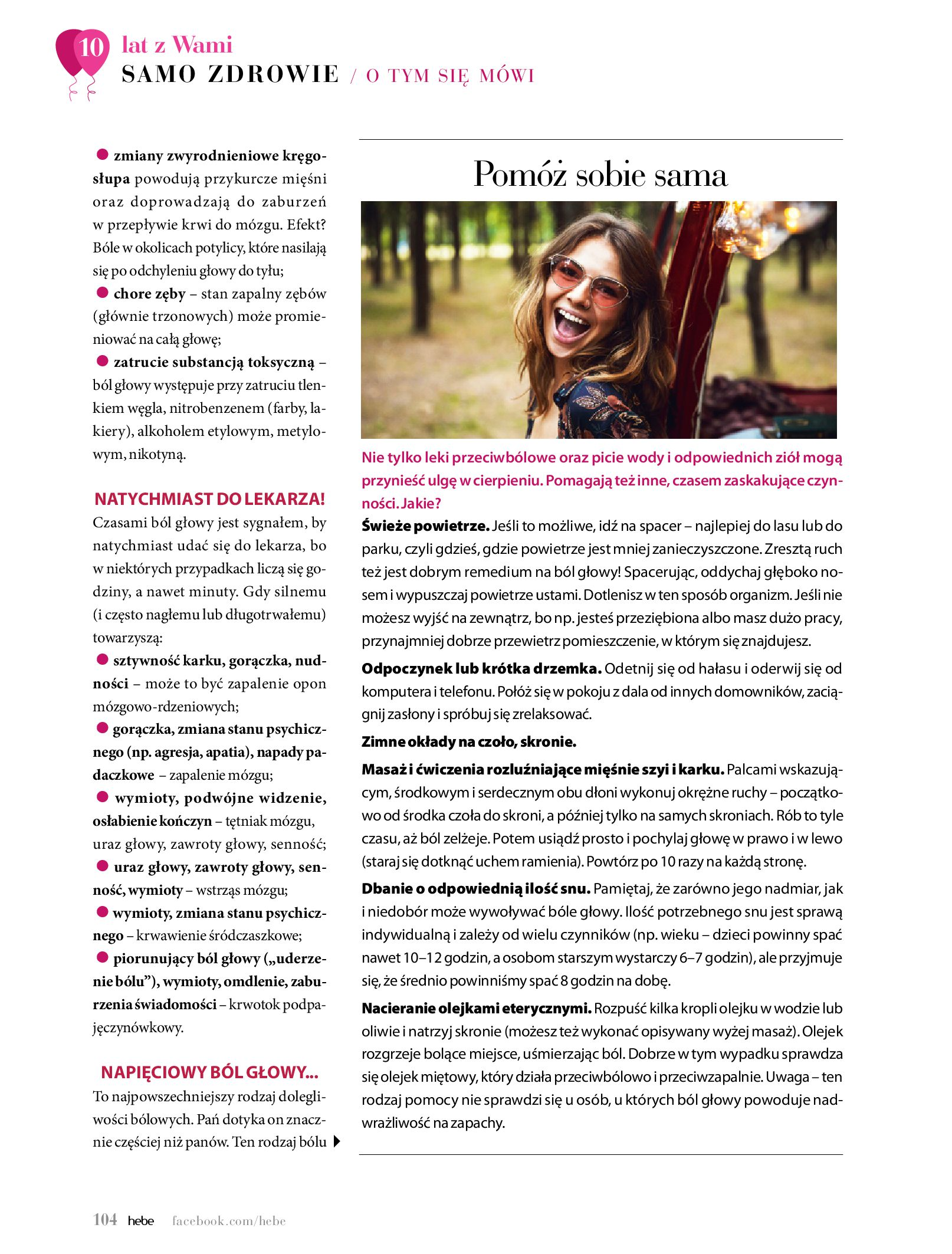 Gazetka hebe: Gazetka Hebe - Magazyn  2021-05-01 page-104