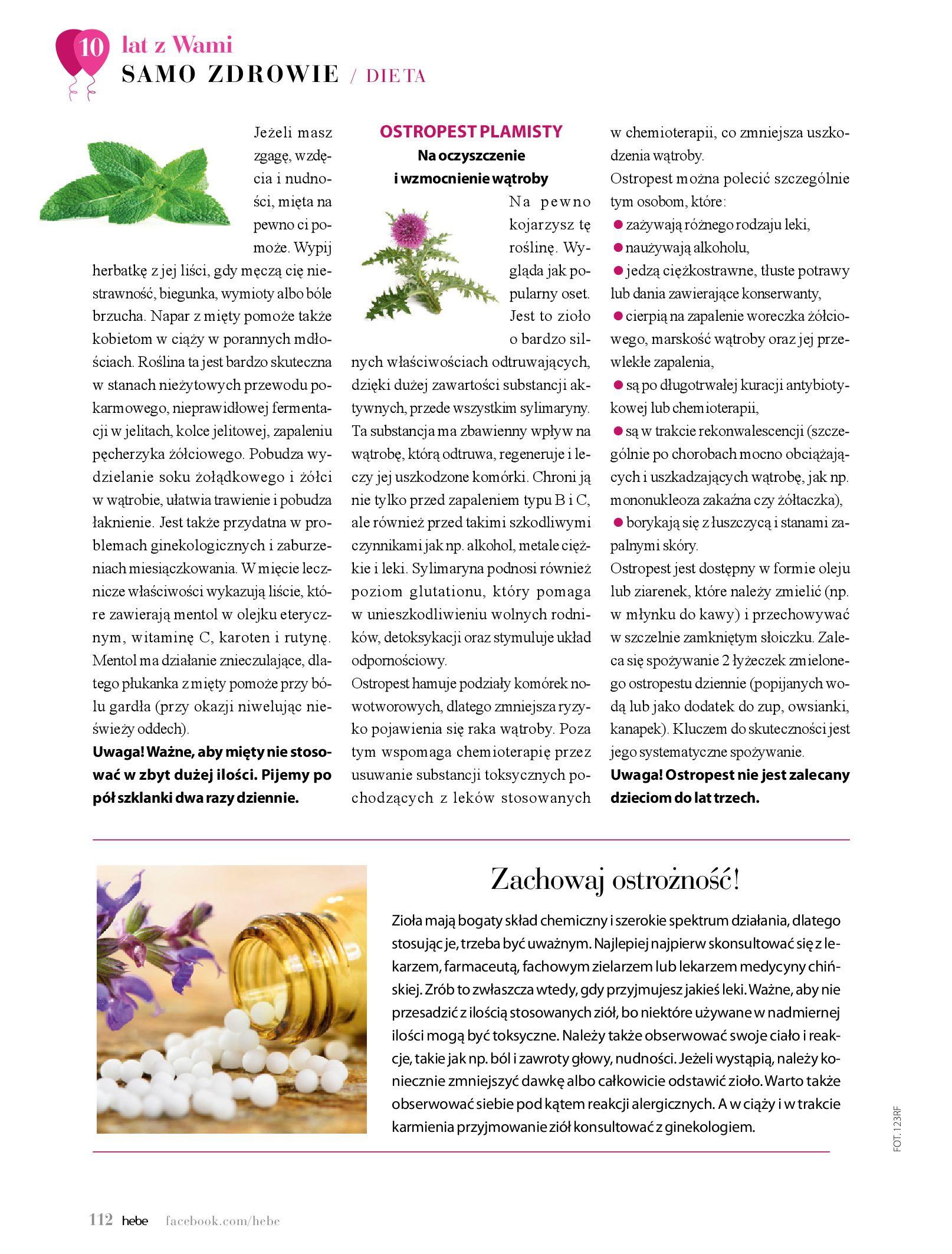 Gazetka hebe: Gazetka Hebe - Magazyn  2021-05-01 page-112