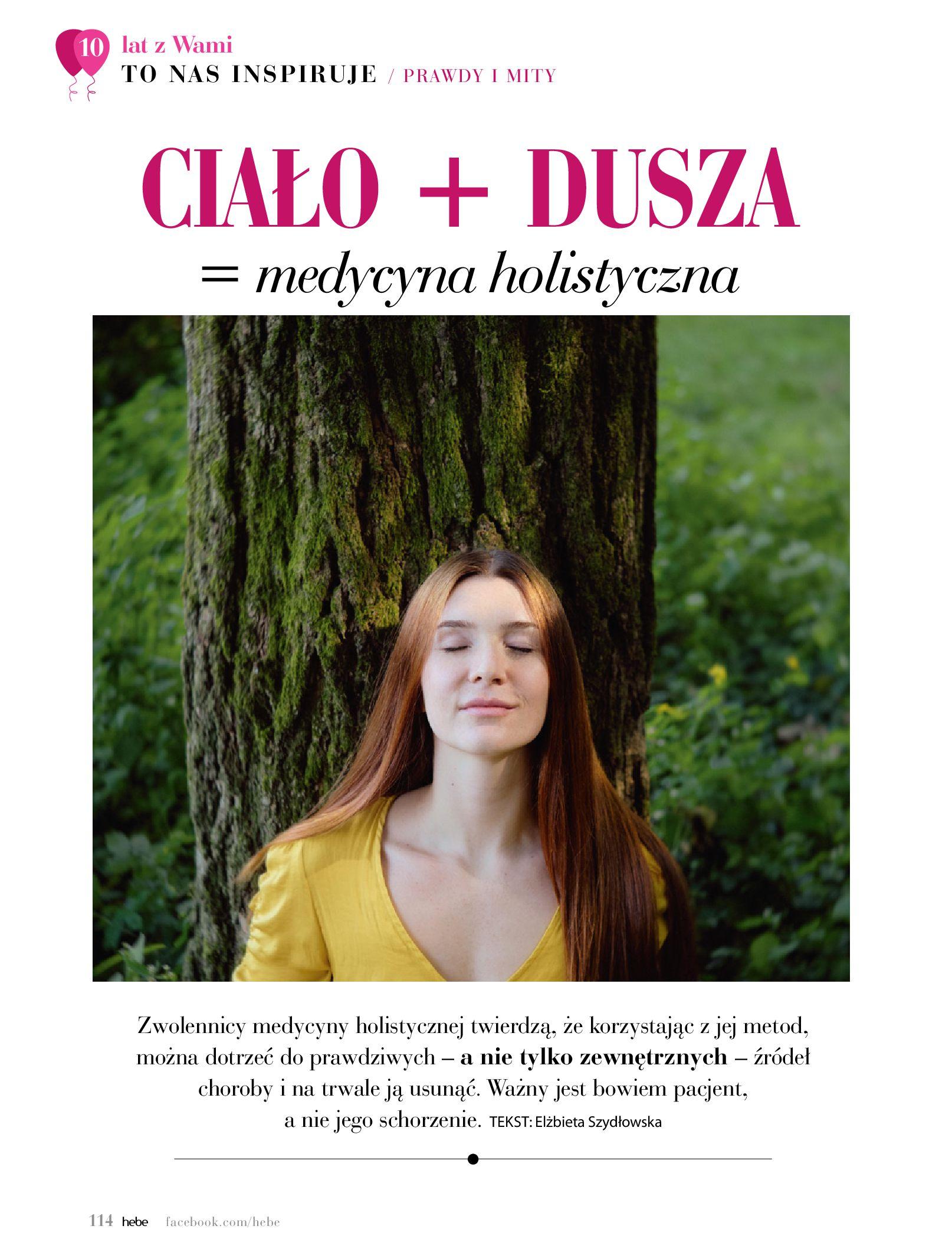 Gazetka hebe: Gazetka Hebe - Magazyn  2021-05-01 page-114