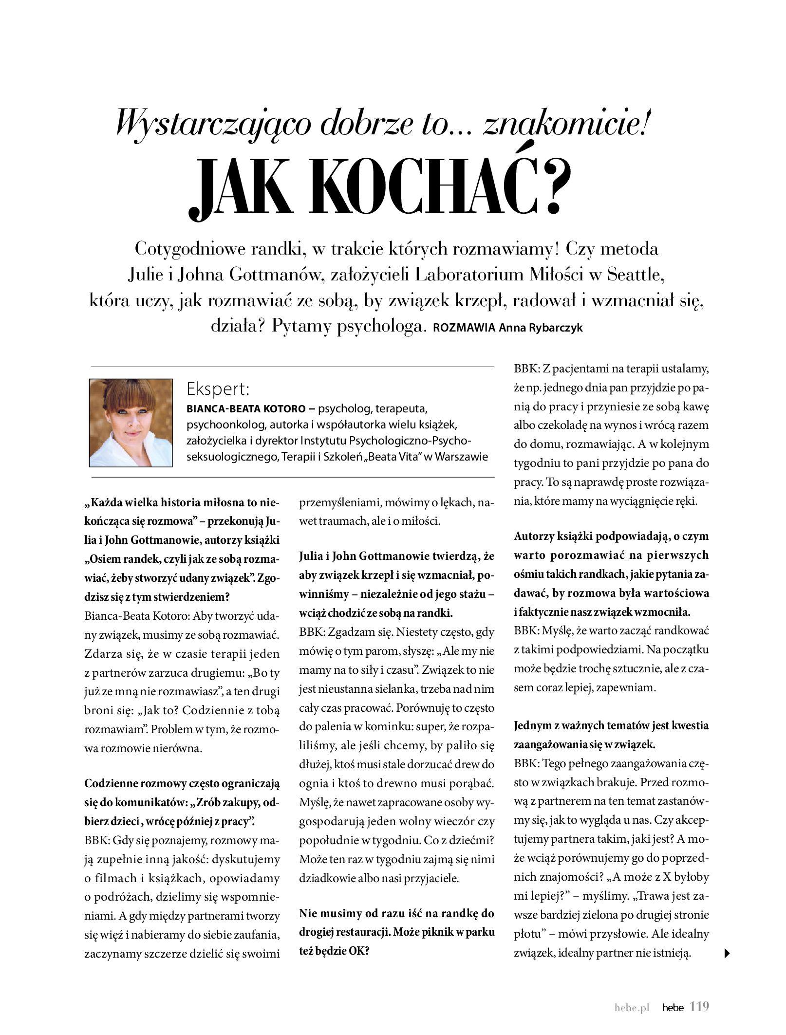 Gazetka hebe: Gazetka Hebe - Magazyn  2021-05-01 page-119
