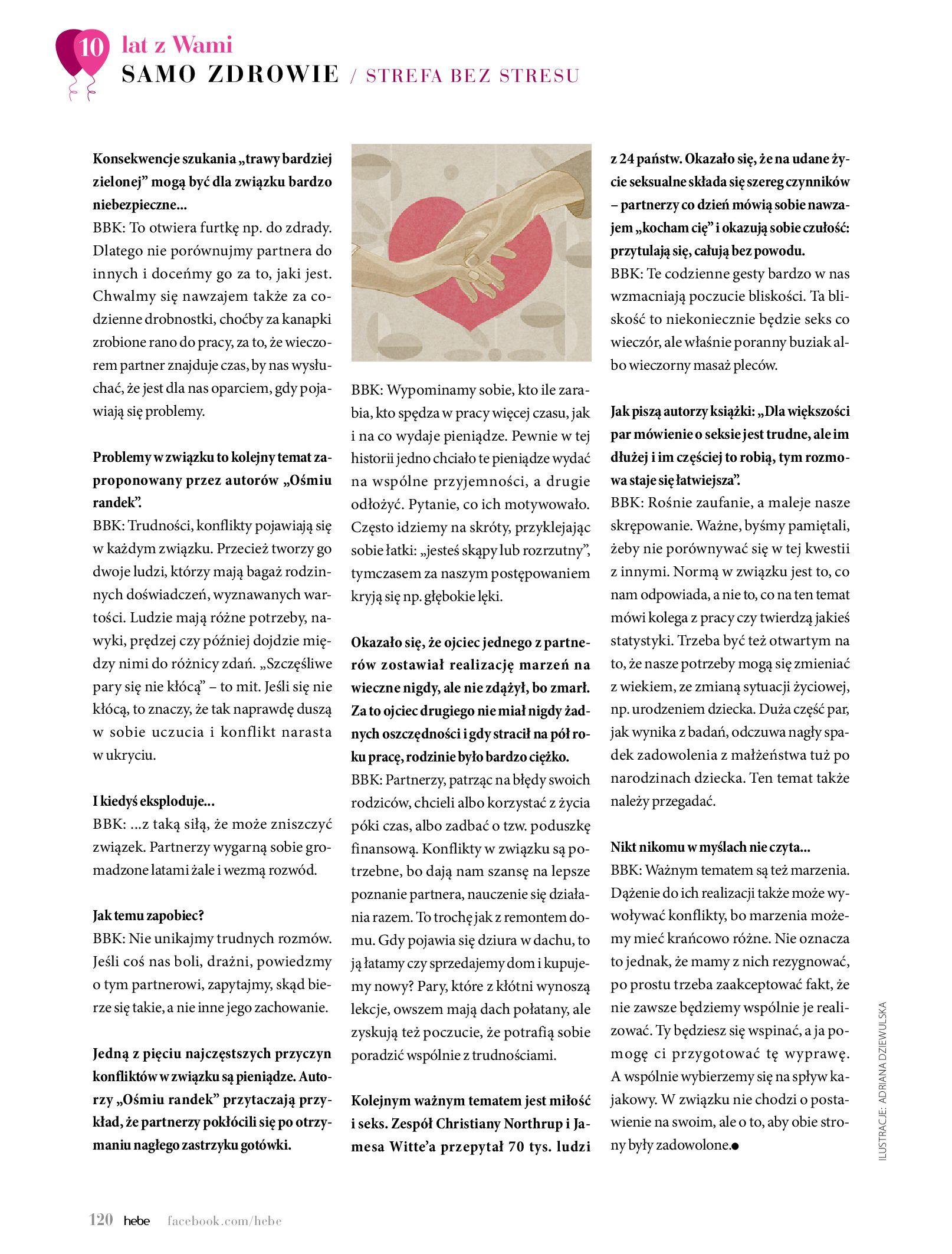 Gazetka hebe: Gazetka Hebe - Magazyn  2021-05-01 page-120