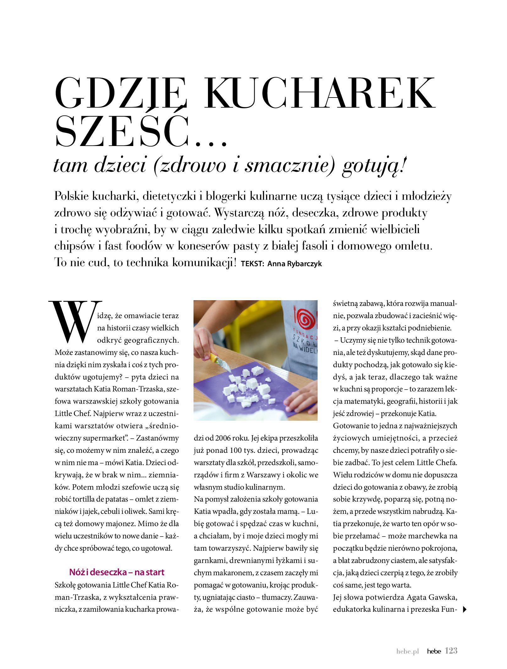 Gazetka hebe: Gazetka Hebe - Magazyn  2021-05-01 page-123