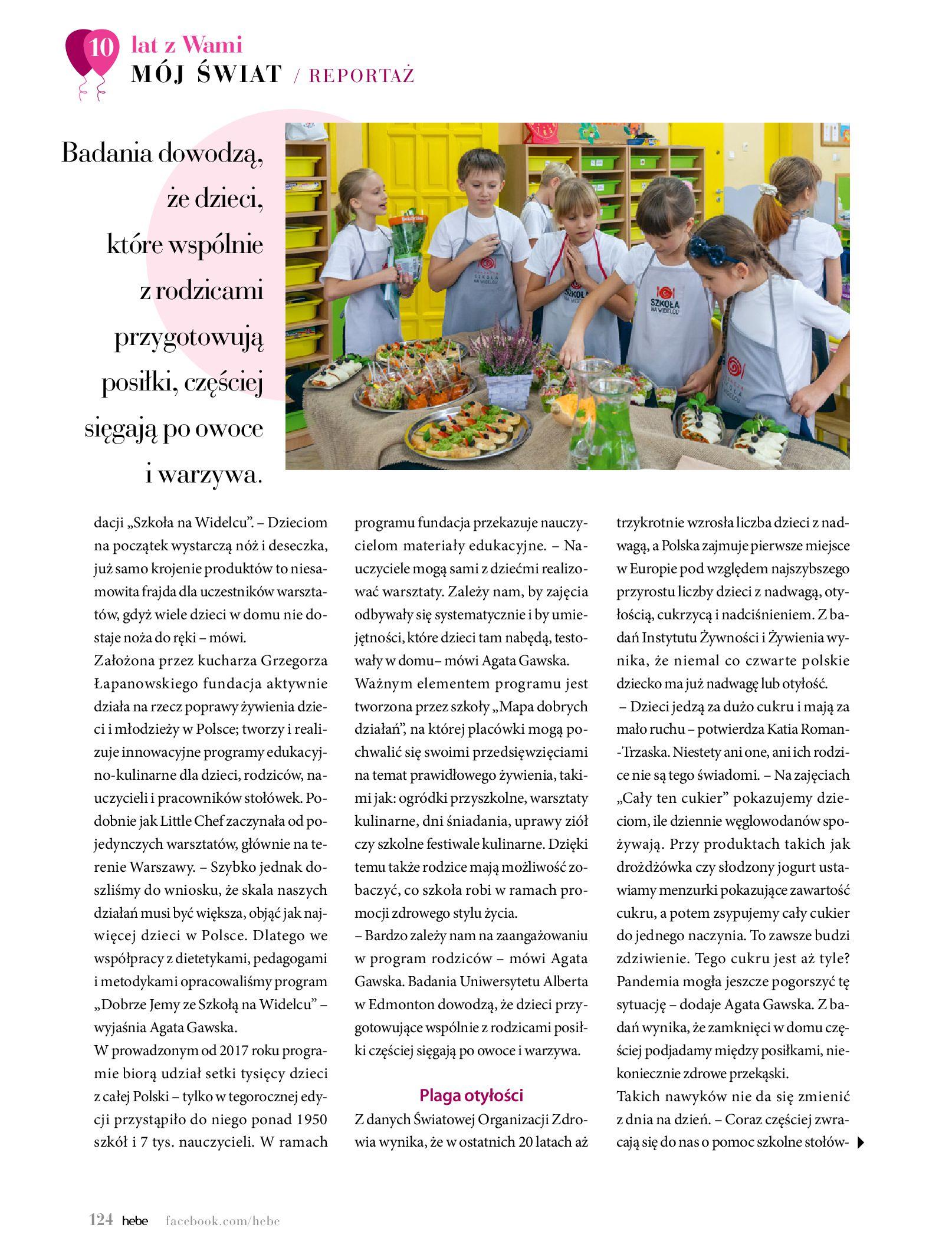 Gazetka hebe: Gazetka Hebe - Magazyn  2021-05-01 page-124