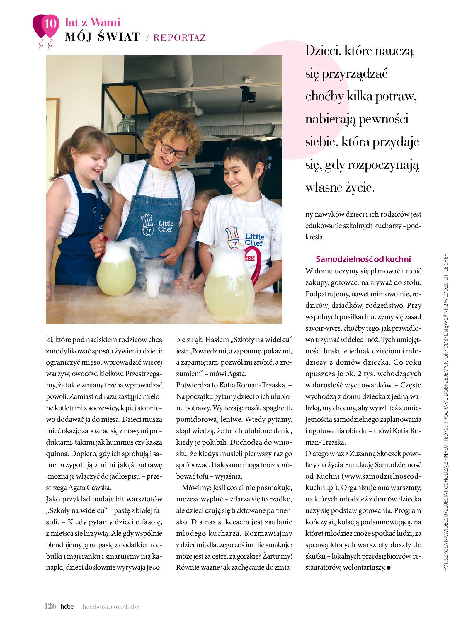 Gazetka hebe: Gazetka Hebe - Magazyn  2021-05-01 page-126