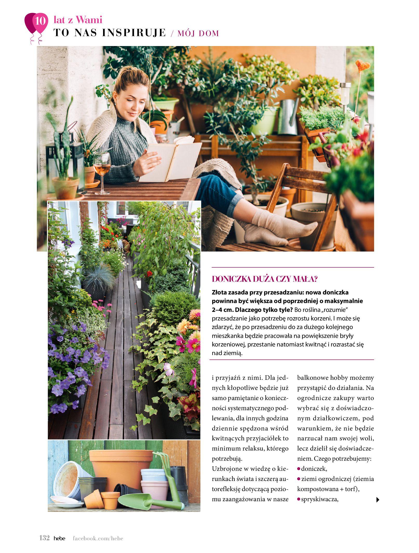 Gazetka hebe: Gazetka Hebe - Magazyn  2021-05-01 page-132
