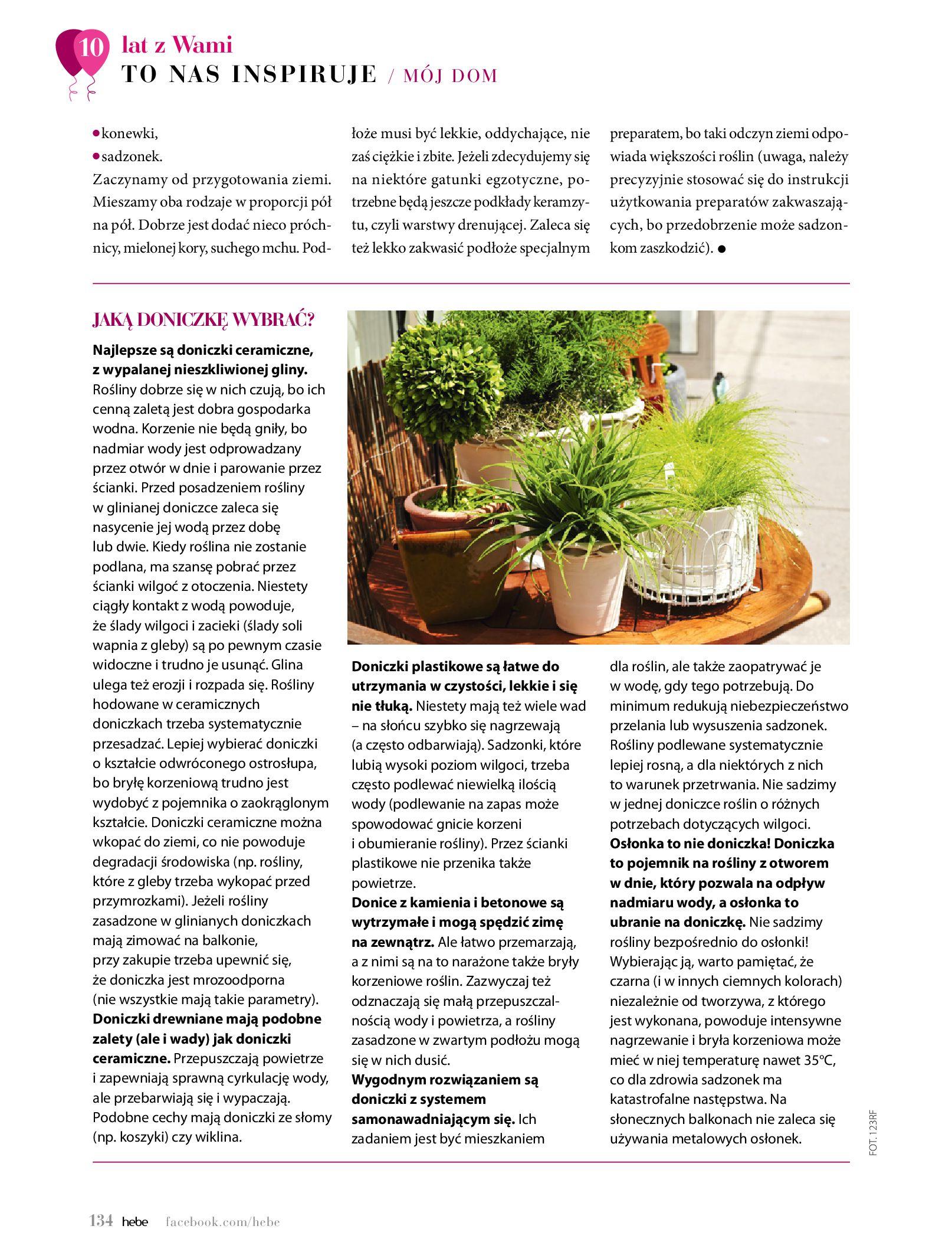 Gazetka hebe: Gazetka Hebe - Magazyn  2021-05-01 page-134