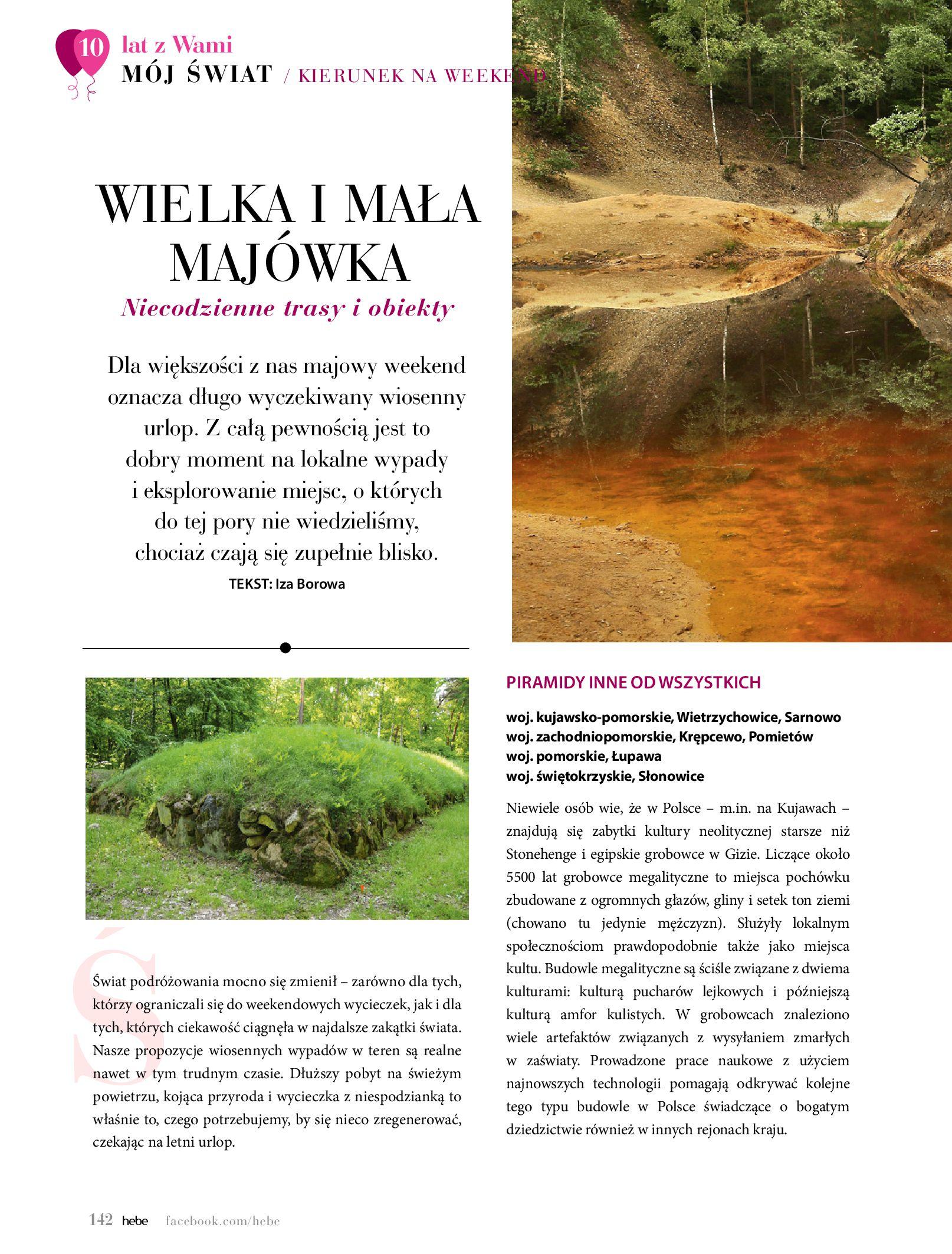 Gazetka hebe: Gazetka Hebe - Magazyn  2021-05-01 page-142
