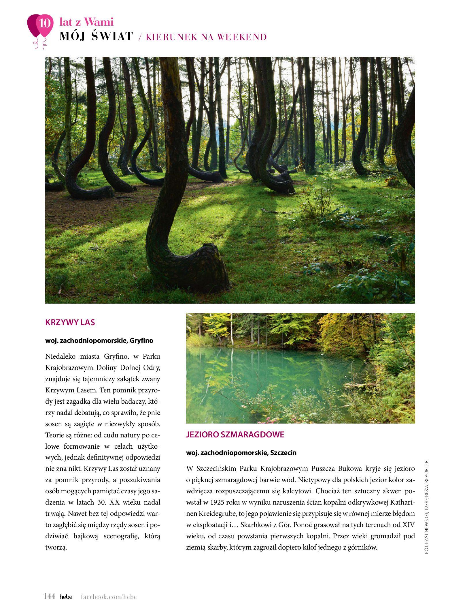 Gazetka hebe: Gazetka Hebe - Magazyn  2021-05-01 page-144