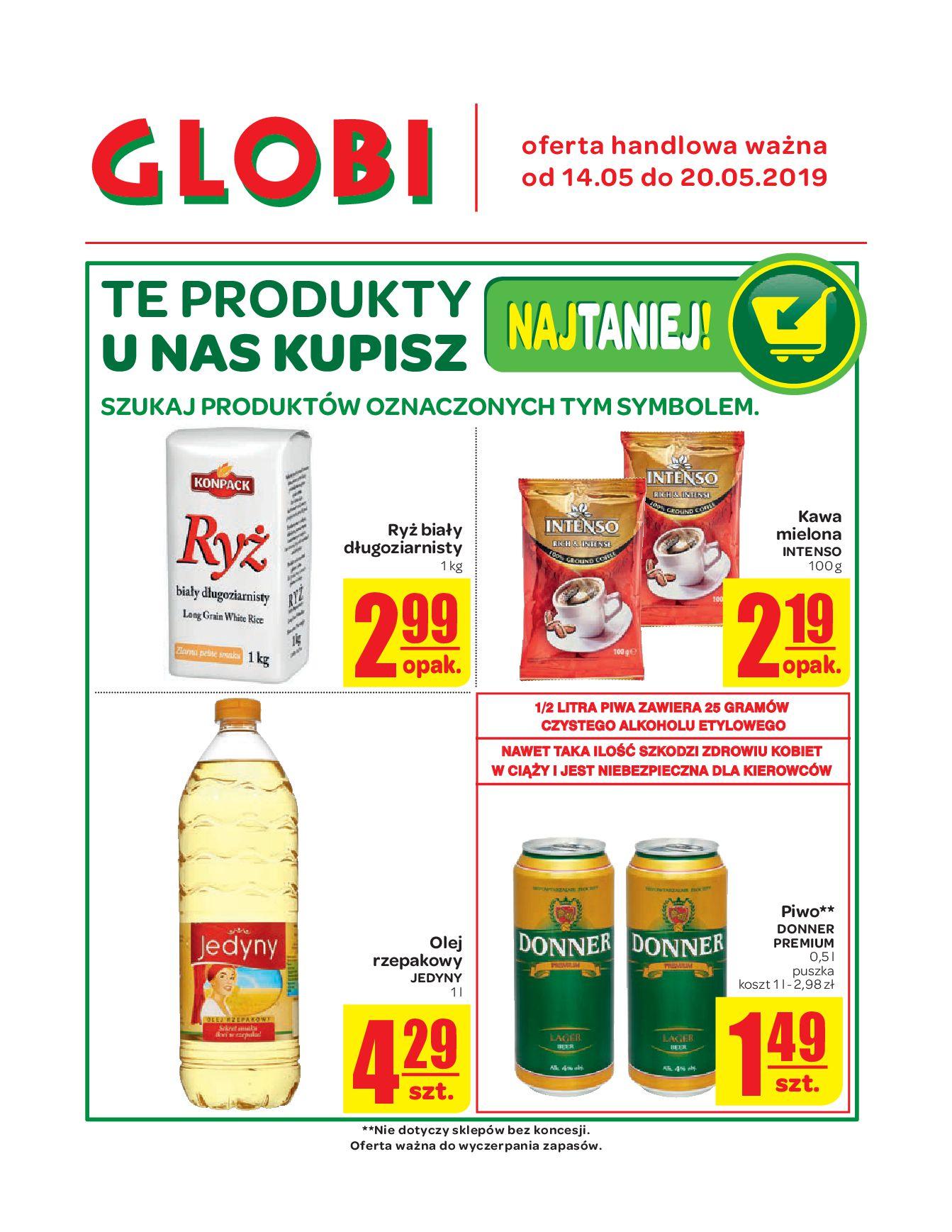 Gazetka Globi - Oferta handlowa-13.05.2019-20.05.2019-page-