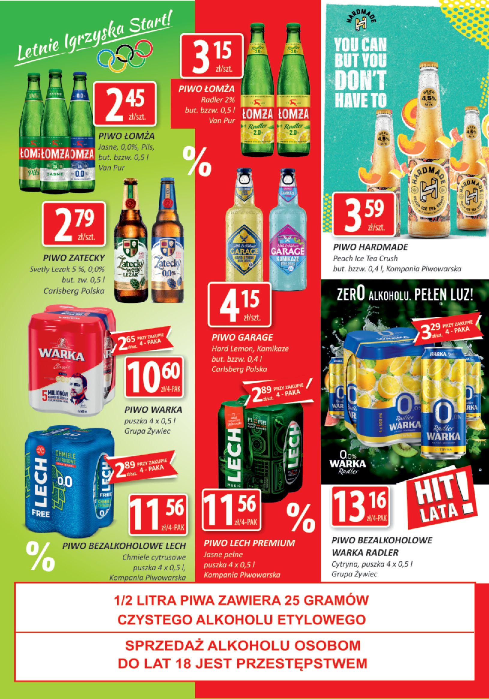 Gazetka Chorten: Gazetka Chorten - Podlasie 2021-07-22 page-7