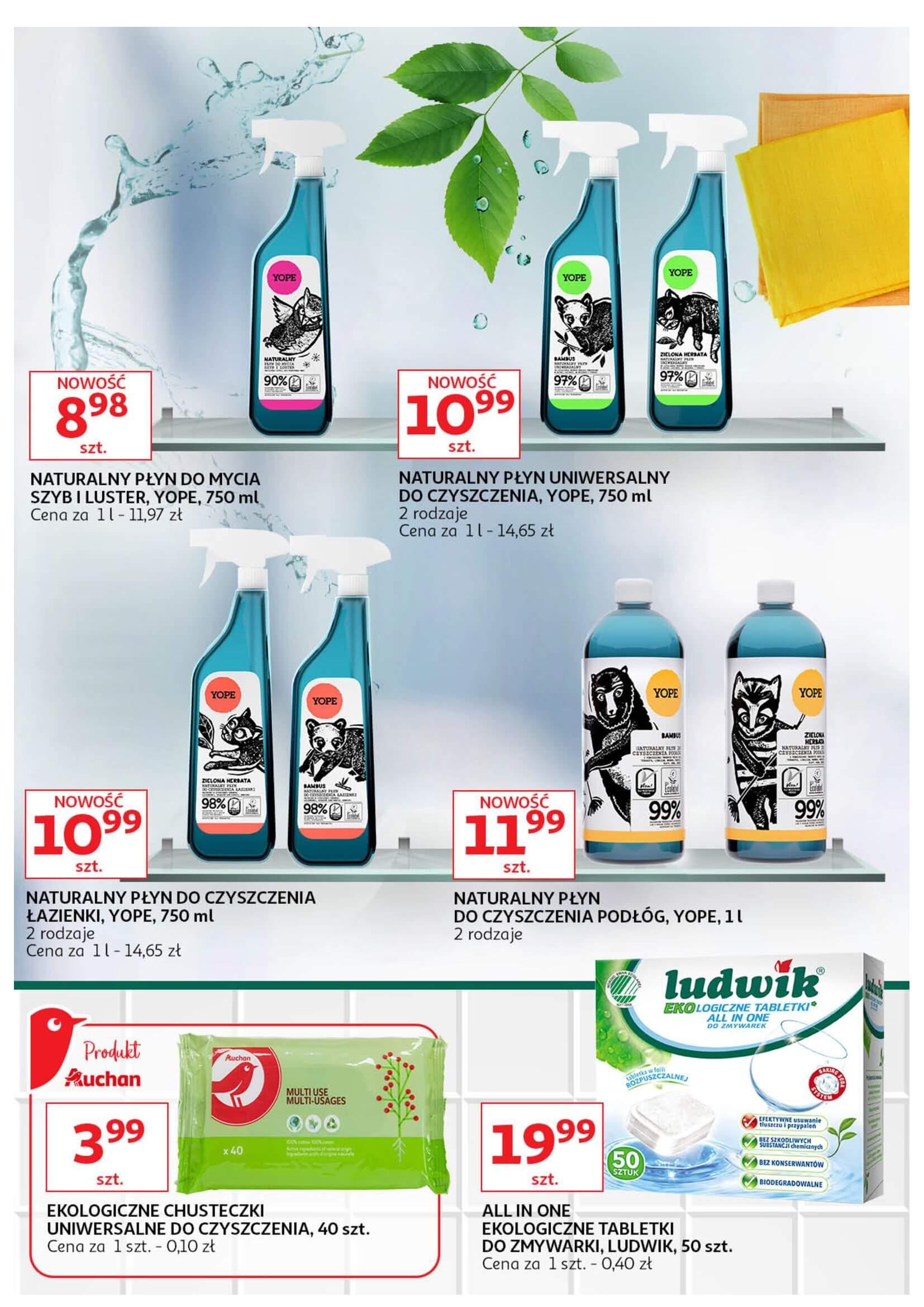 Gazetka Auchan - Twoja czysta przyjemność Hipermarkety-06.02.2019-20.02.2019-page-