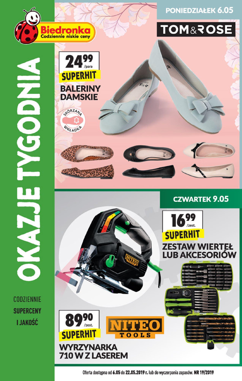 Gazetka Biedronka - Okazje tygodnia-05.05.2019-22.05.2019-page-