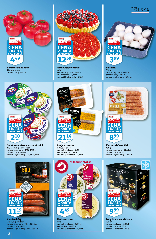 Gazetka Auchan: Gazetka Auchan - Happy Week 2021-06-10 page-2