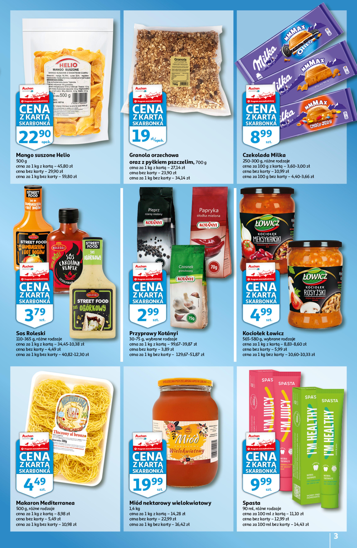 Gazetka Auchan: Gazetka Auchan - Happy Week 2021-06-10 page-3