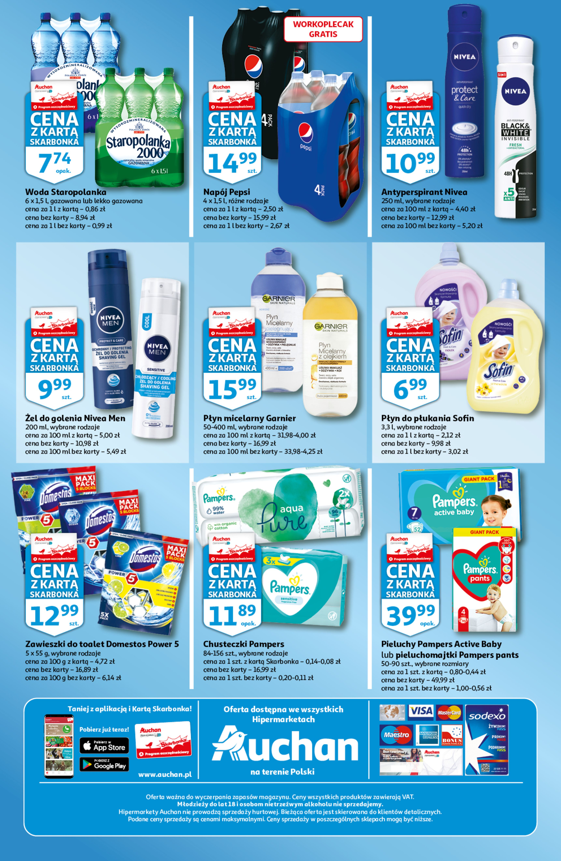 Gazetka Auchan: Gazetka Auchan - Happy Week 2021-06-10 page-4