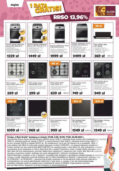 Gazetka Max Elektro.pl: Gazetka Max Elektro.pl 2021-08-26 page-9