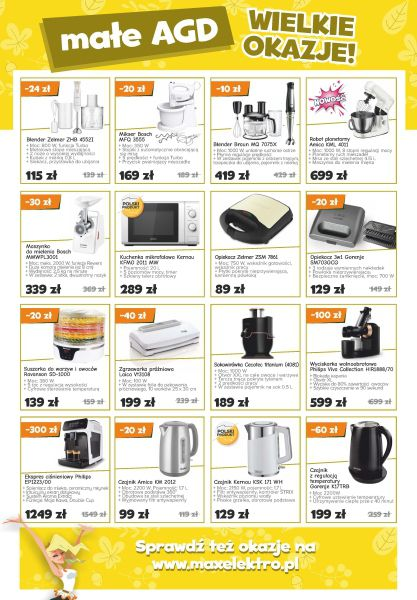 Gazetka Max Elektro.pl: Gazetka Max Elektro.pl 2021-08-26 page-2