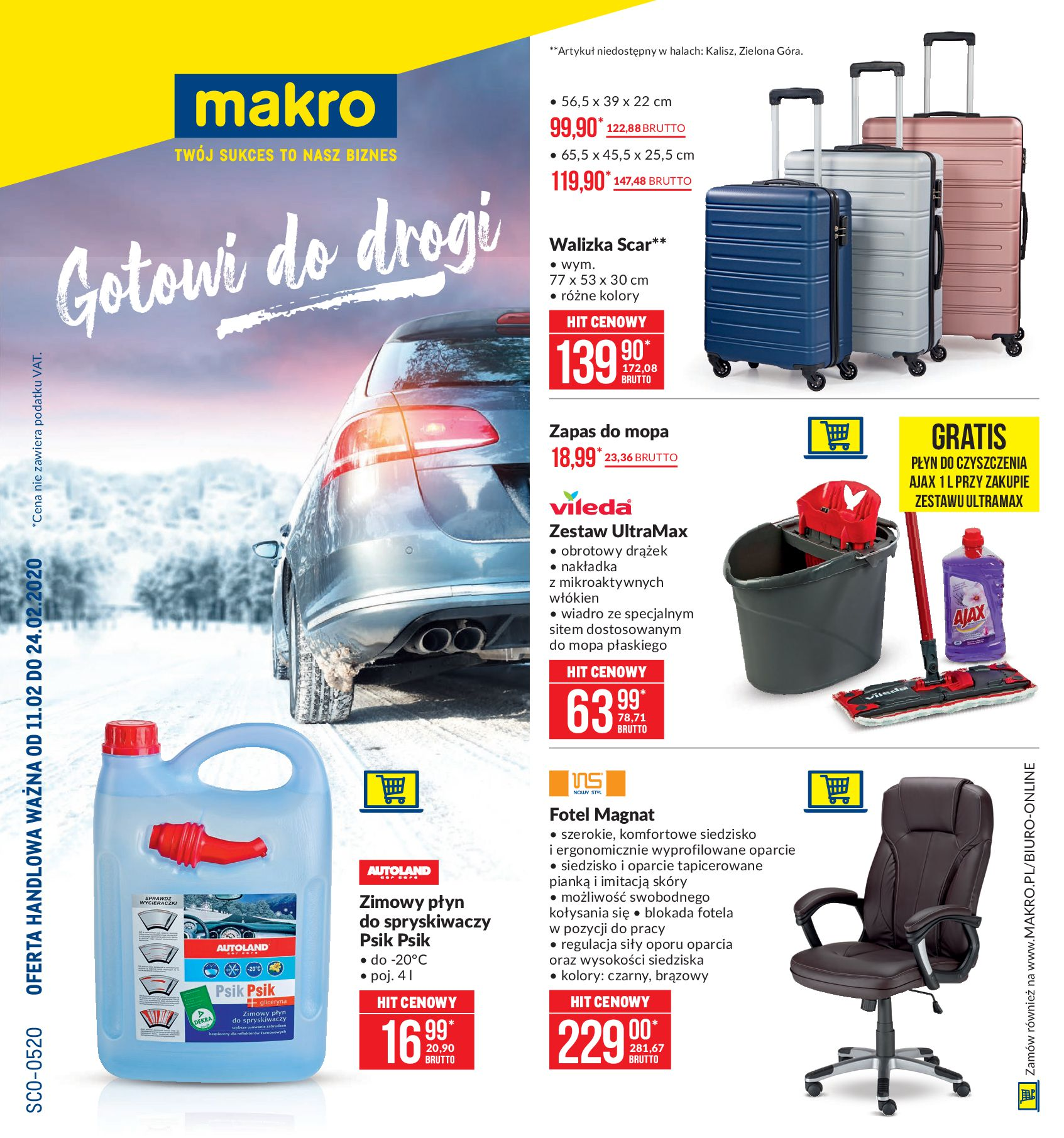 Gazetka Makro - Artykuły przemysłowe-10.02.2020-24.02.2020-page-1