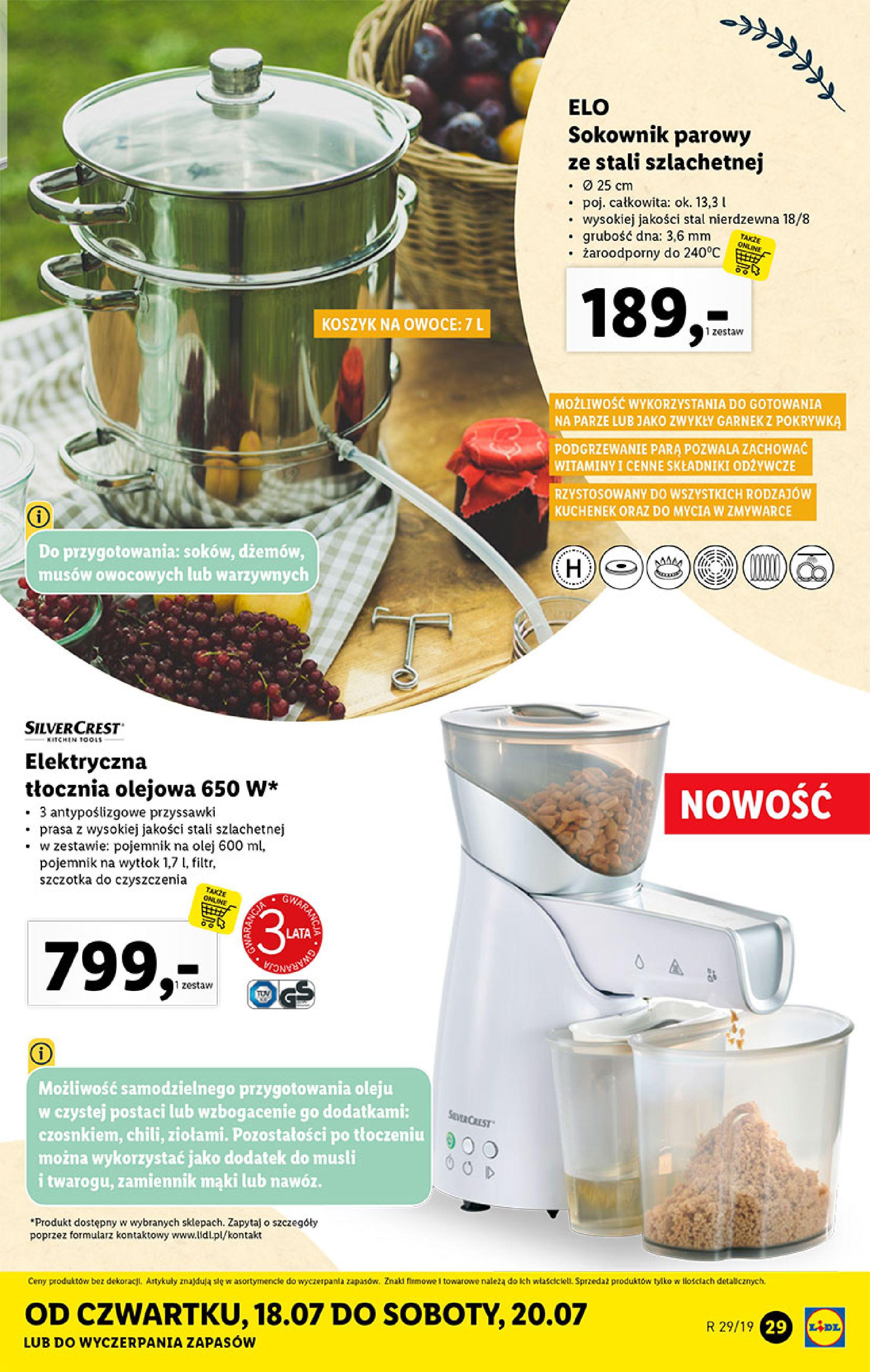 Gazetka Lidl - Katalog-14.07.2019-20.07.2019-page-