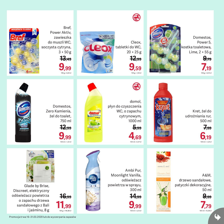 Gazetka Rossmann - Gazetka promocyjna-15.03.2020-31.03.2020-page-19
