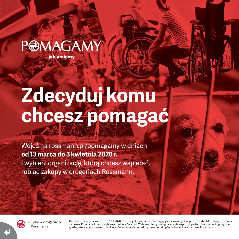 Gazetka Rossmann - Gazetka promocyjna-15.03.2020-31.03.2020-page-20