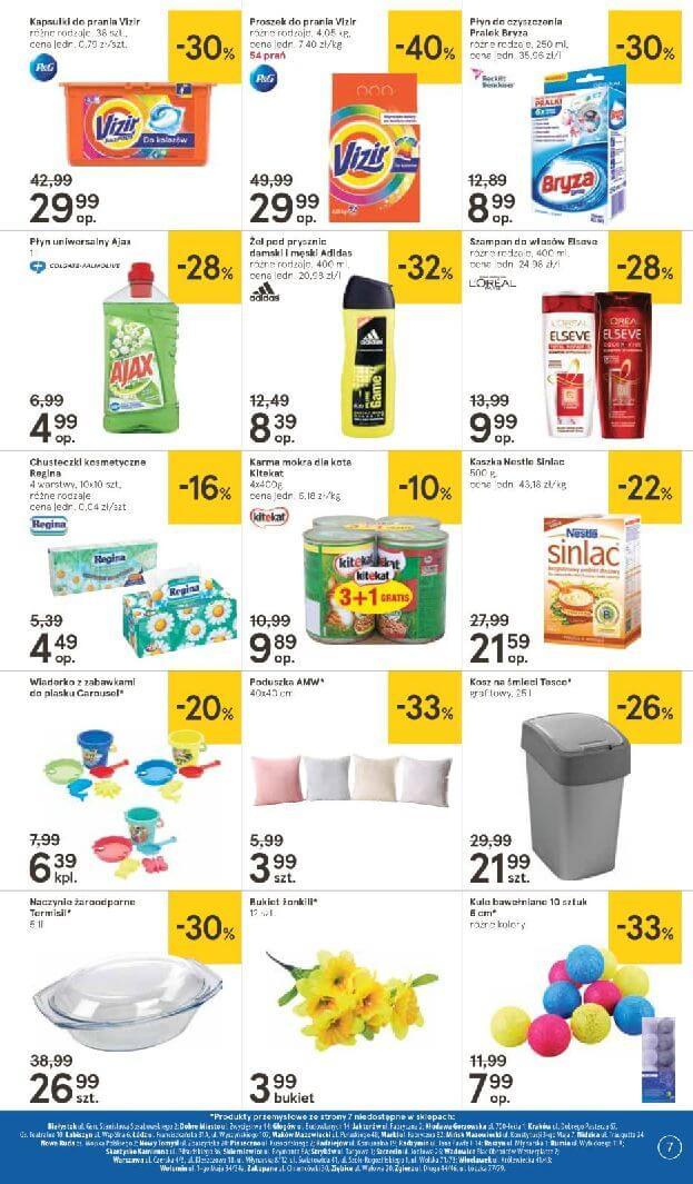 Gazetka Tesco Supermarket - Oferta na art. spożywcze i kosmetyki-13.03.2019-20.03.2019-page-