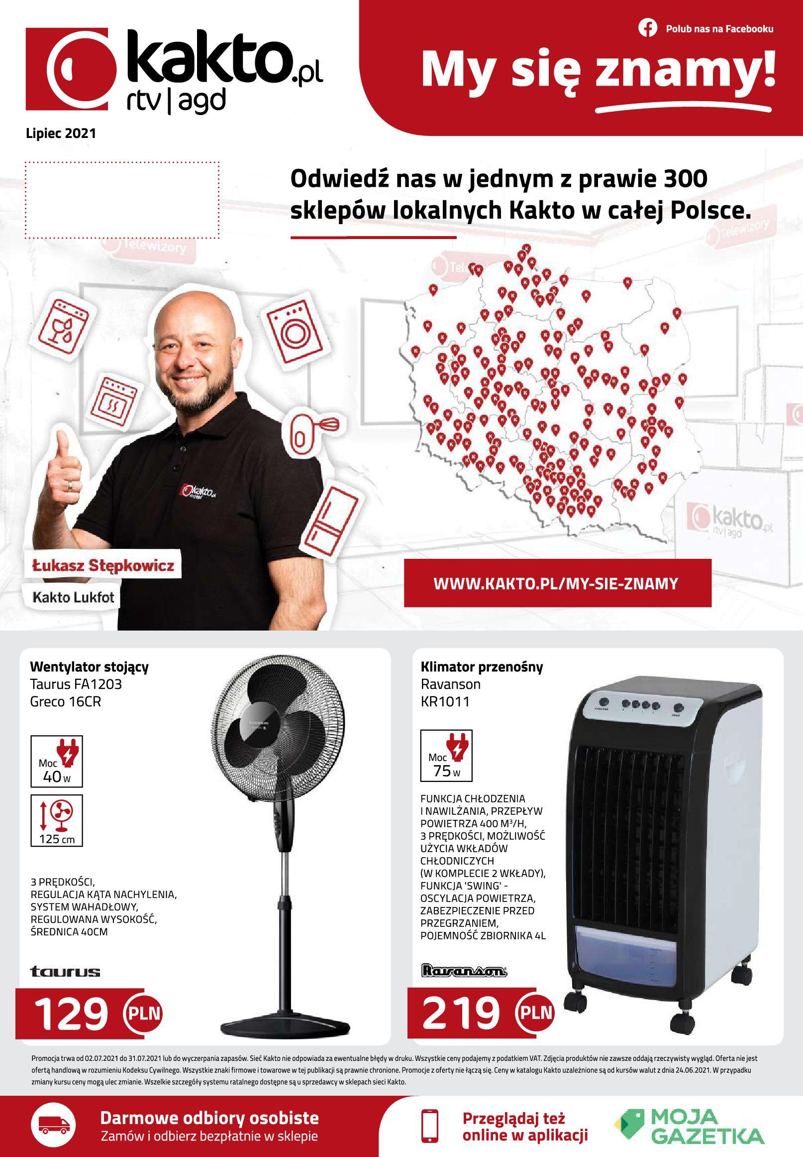 Gazetka kakto.pl: Gazetka Kakto.pl 2021-07-02 page-8