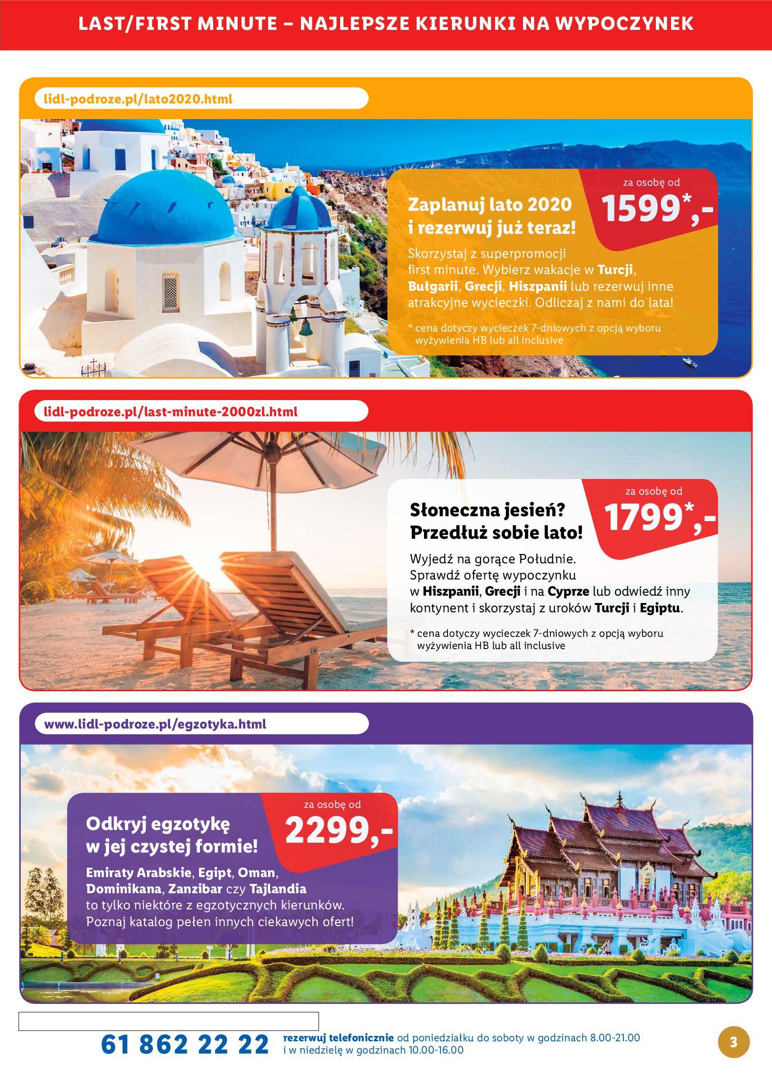 Gazetka Lidl - Katalog podróże-13.10.2019-16.11.2019-page-3