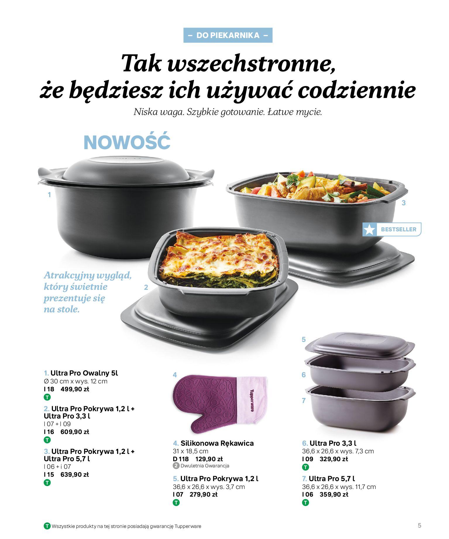 Gazetka Tupperware: Katalog jesień/zima 2021-02-17 page-5