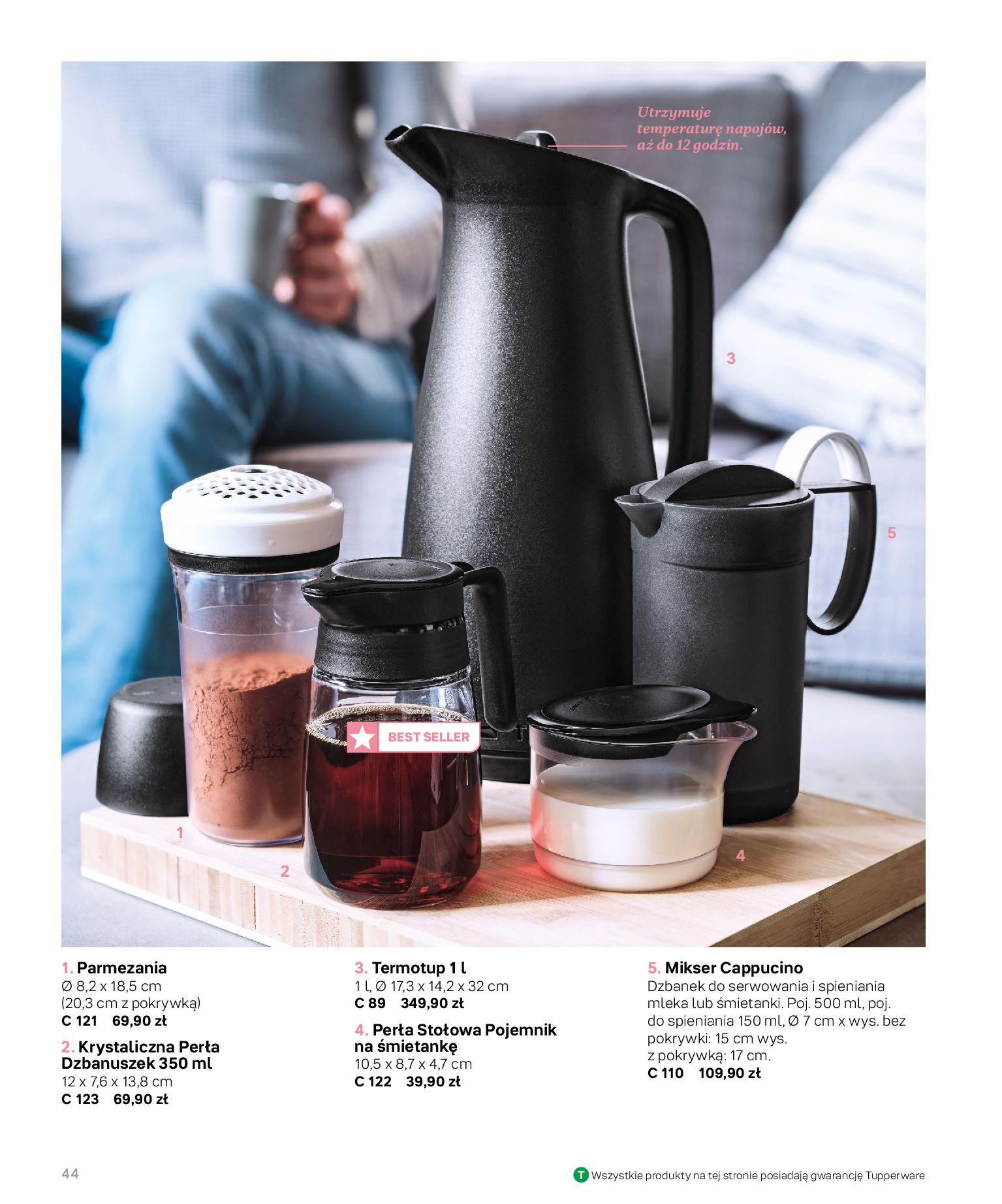 Gazetka Tupperware: Katalog jesień/zima 2021-02-17 page-44
