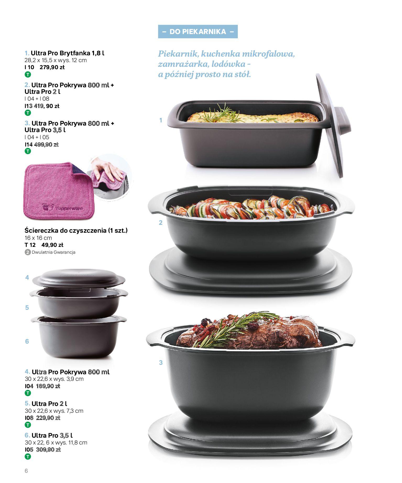 Gazetka Tupperware: Katalog jesień/zima 2021-02-17 page-6