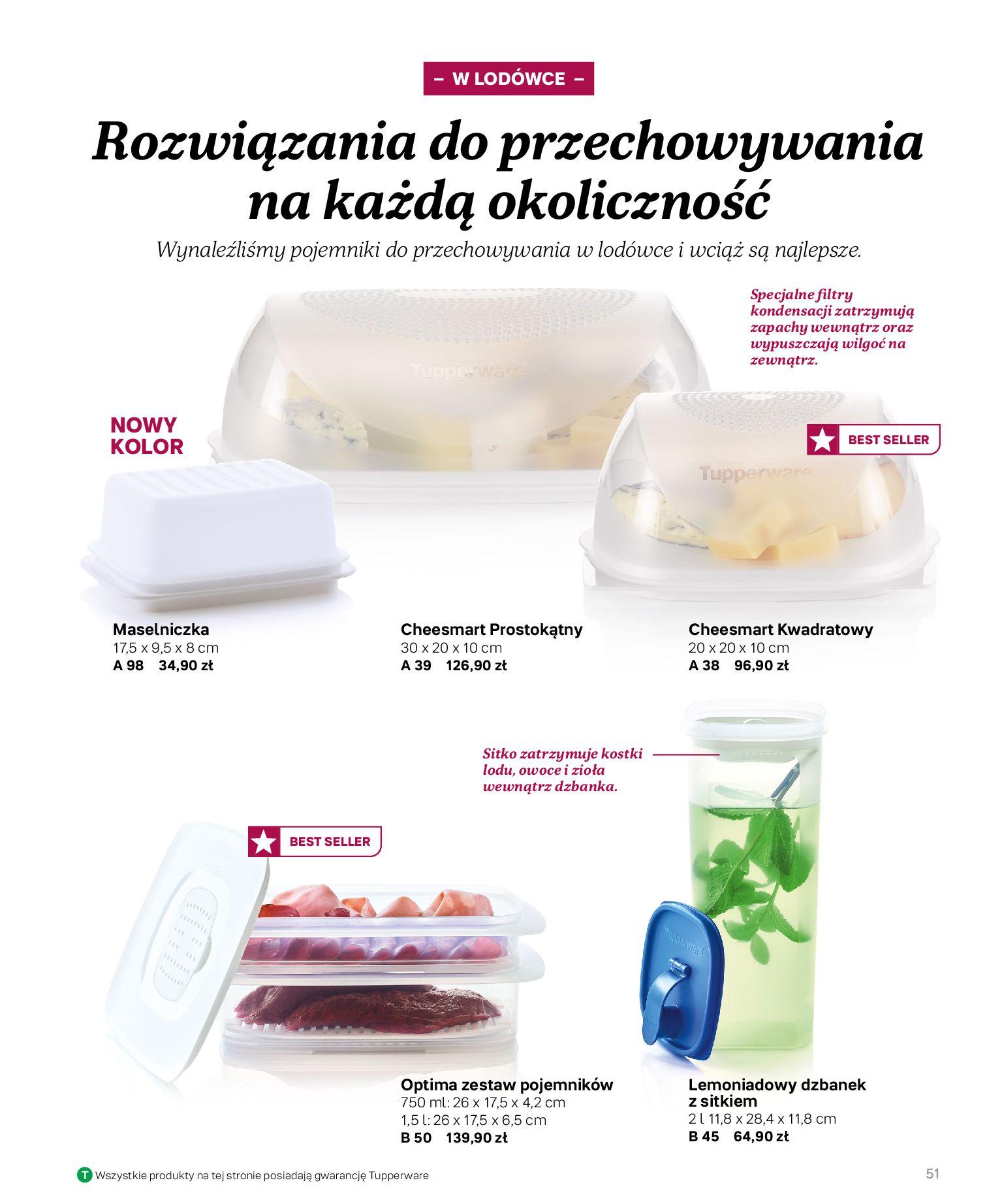 Gazetka Tupperware: Katalog jesień/zima 2021-02-17 page-51