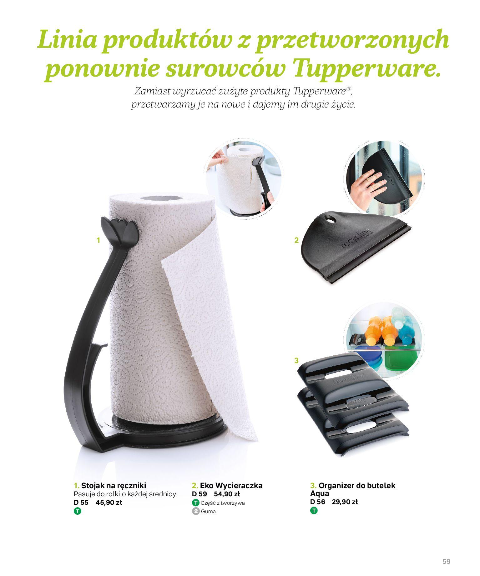 Gazetka Tupperware: Katalog jesień/zima 2021-02-17 page-59