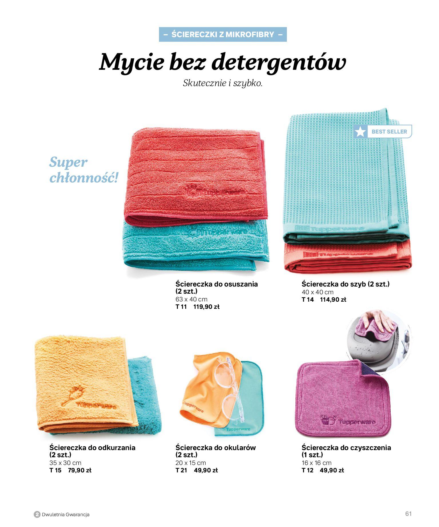 Gazetka Tupperware: Katalog jesień/zima 2021-02-17 page-61