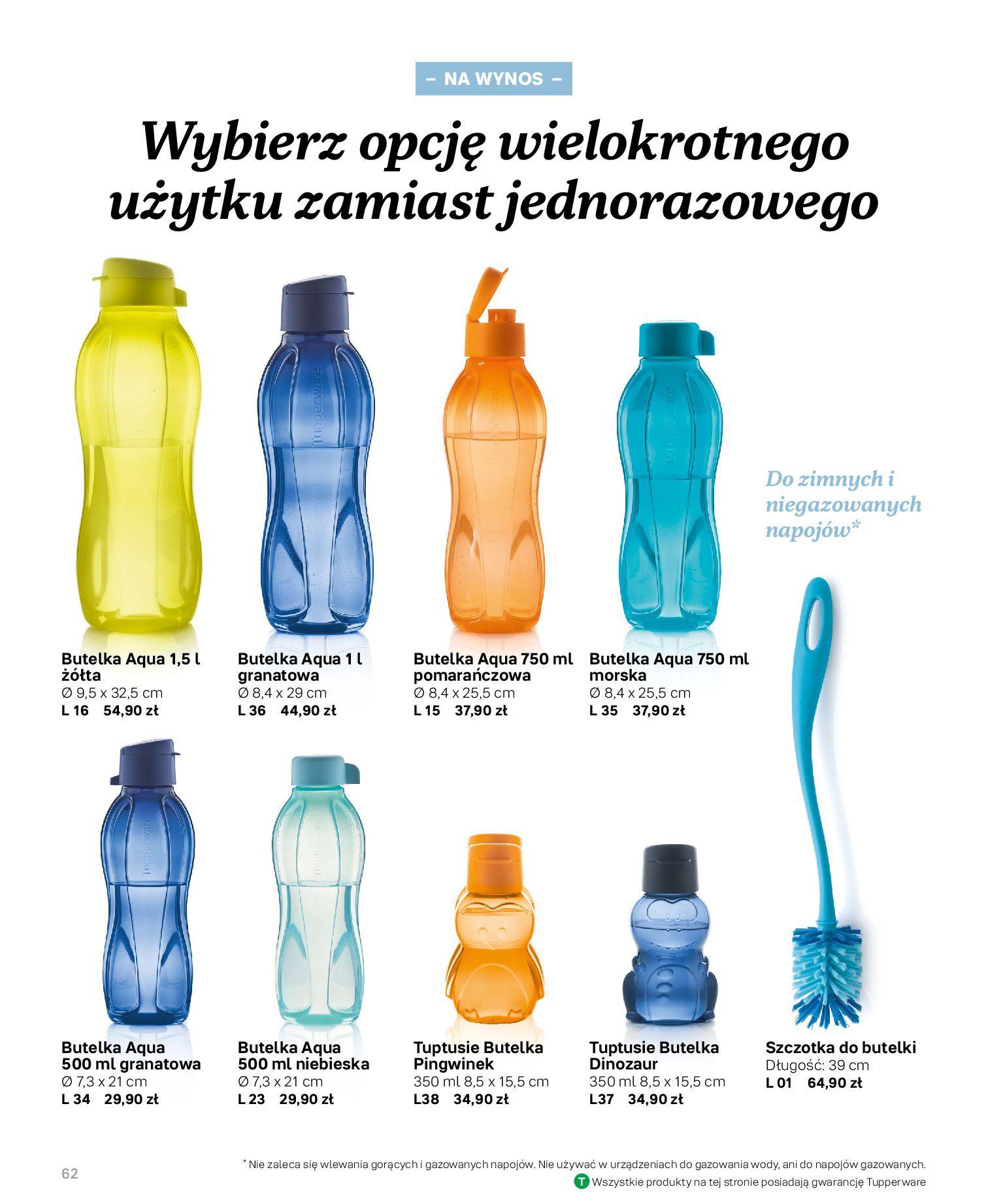 Gazetka Tupperware: Katalog jesień/zima 2021-02-17 page-62