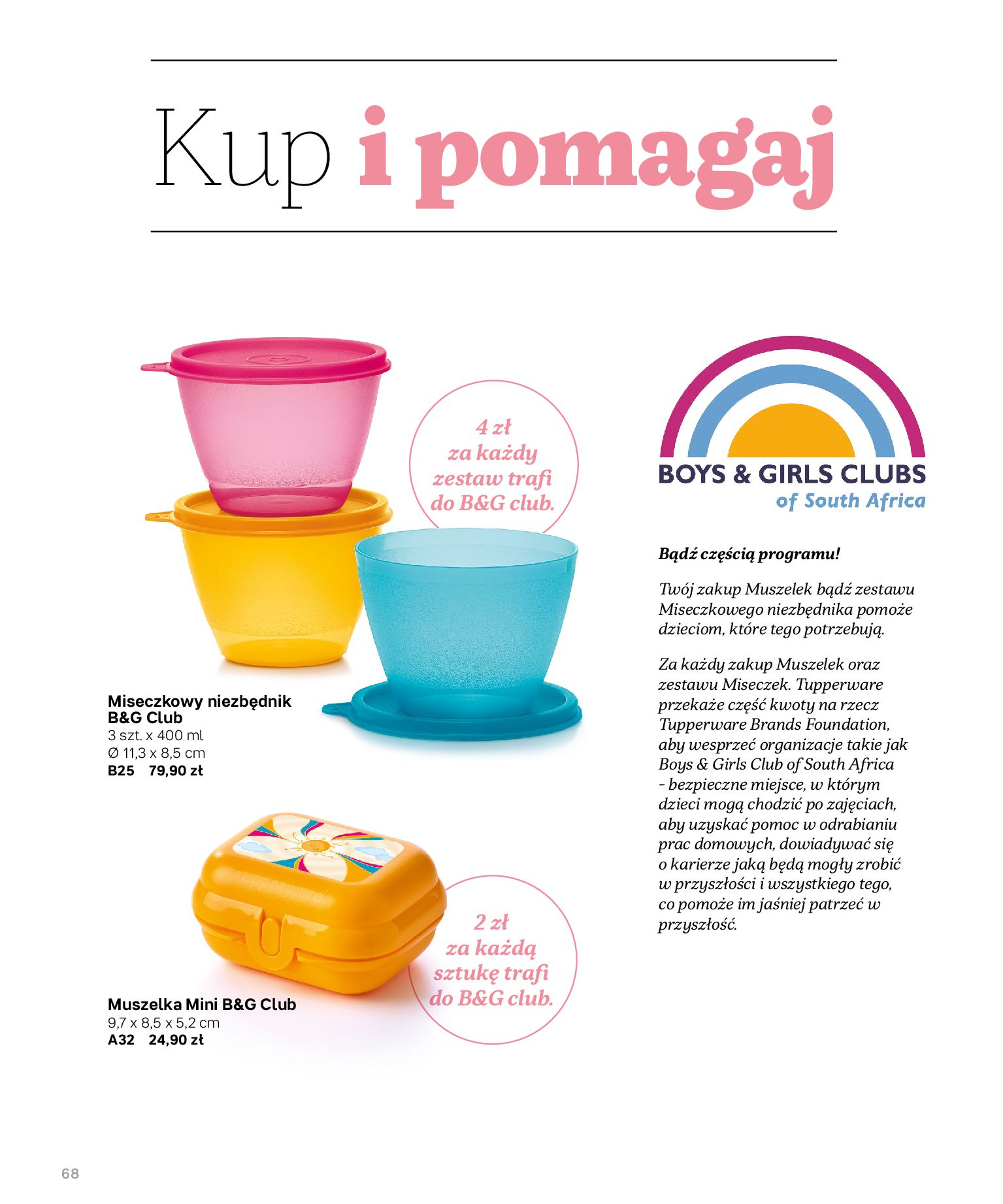 Gazetka Tupperware: Katalog jesień/zima 2021-02-17 page-68