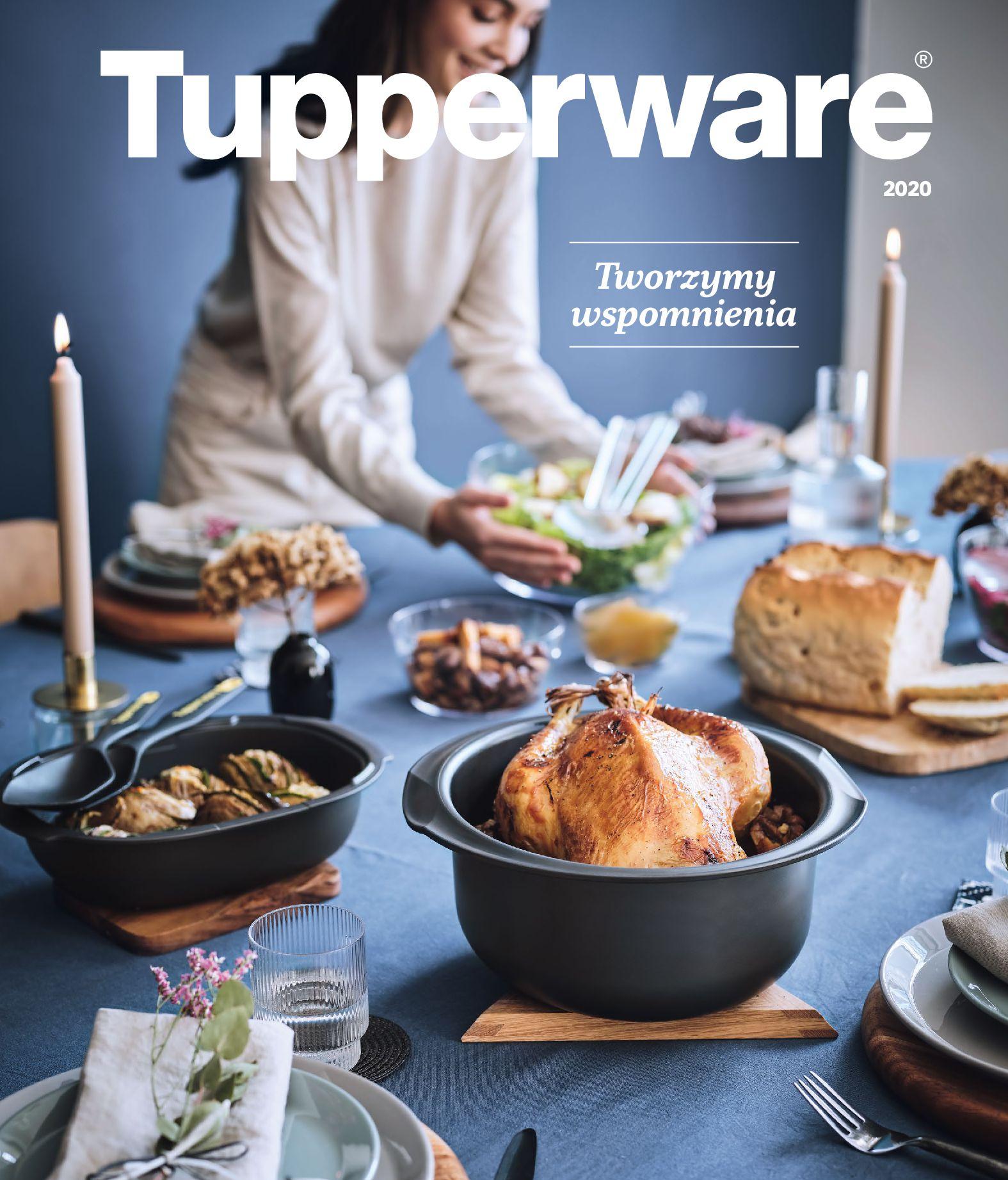 Gazetka Tupperware: Katalog jesień/zima 2021-02-17 page-1