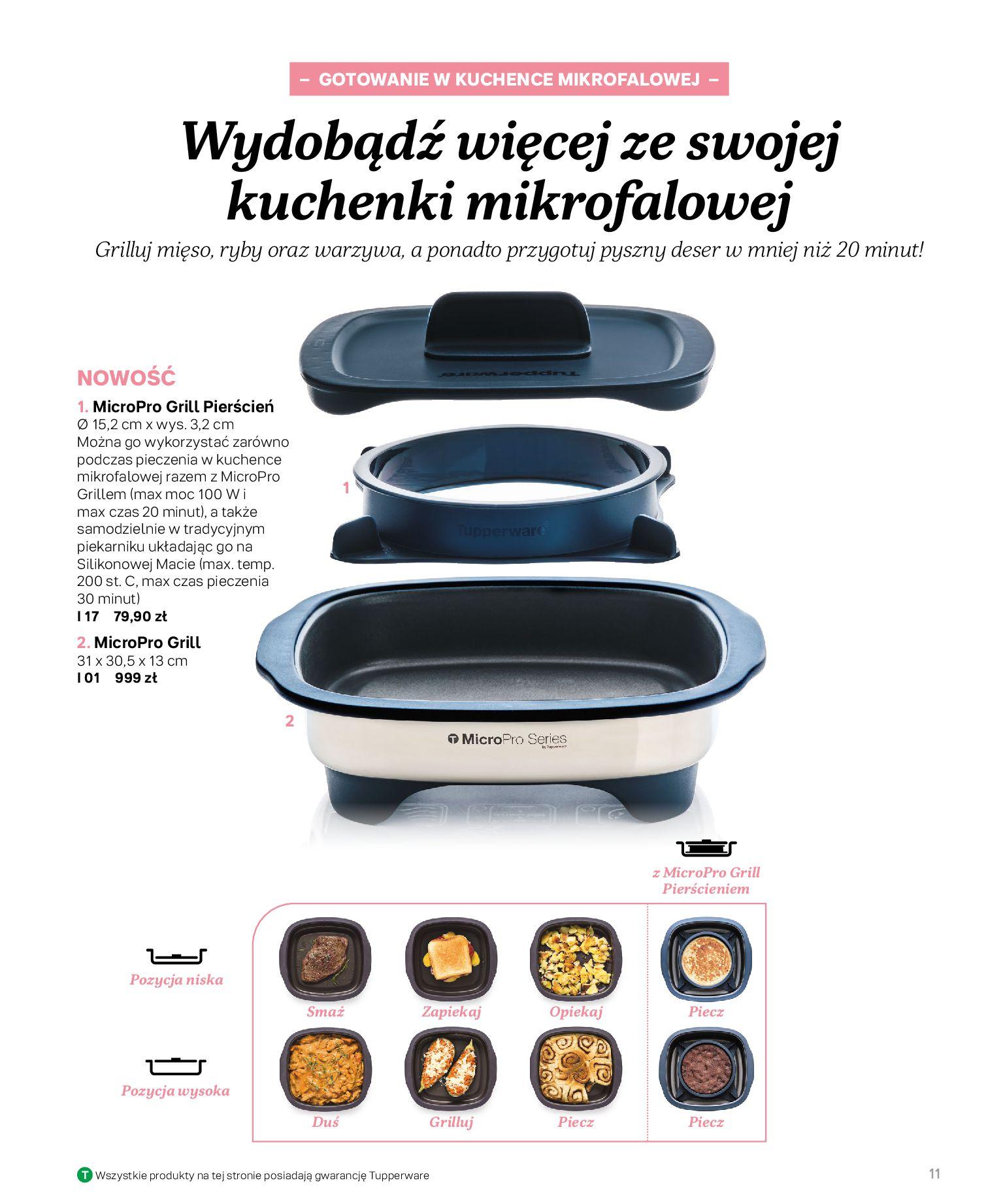 Gazetka Tupperware: Katalog jesień/zima 2021-02-17 page-11