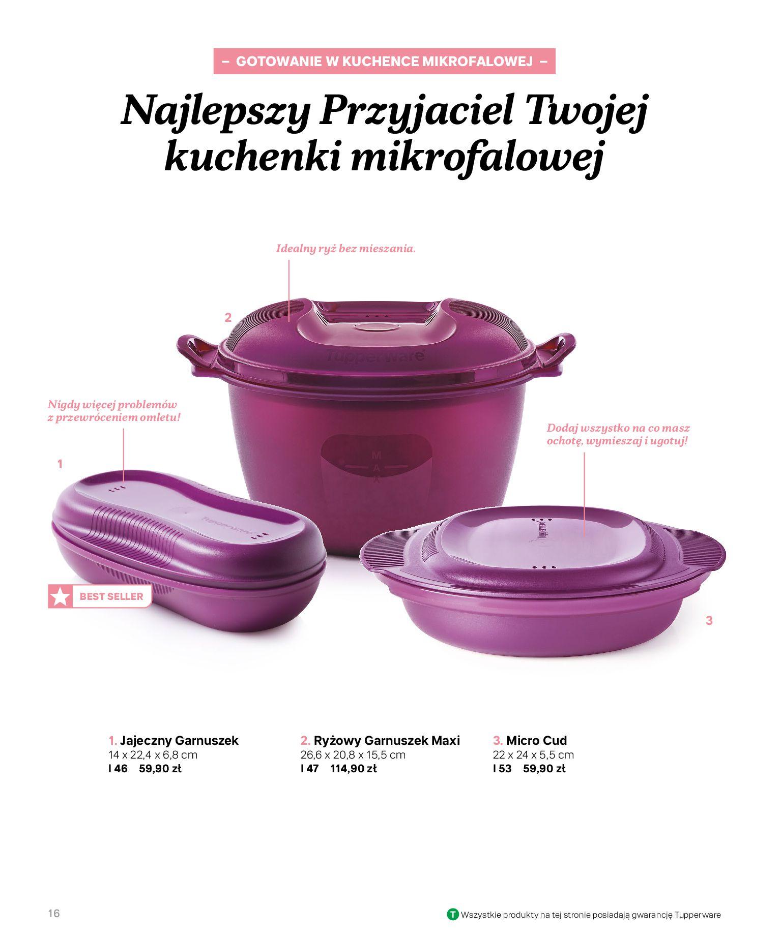 Gazetka Tupperware: Katalog jesień/zima 2021-02-17 page-16