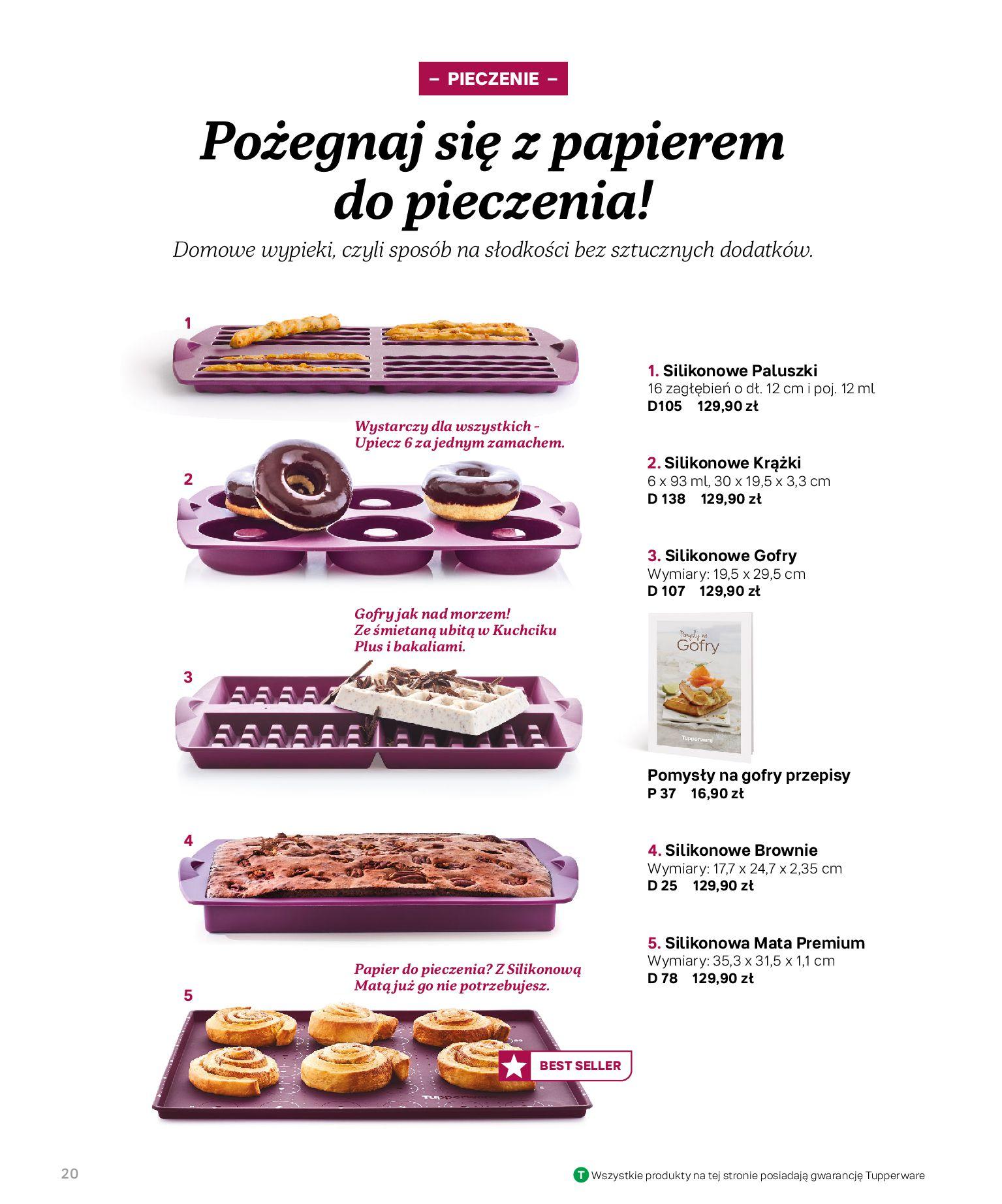 Gazetka Tupperware: Katalog jesień/zima 2021-02-17 page-20