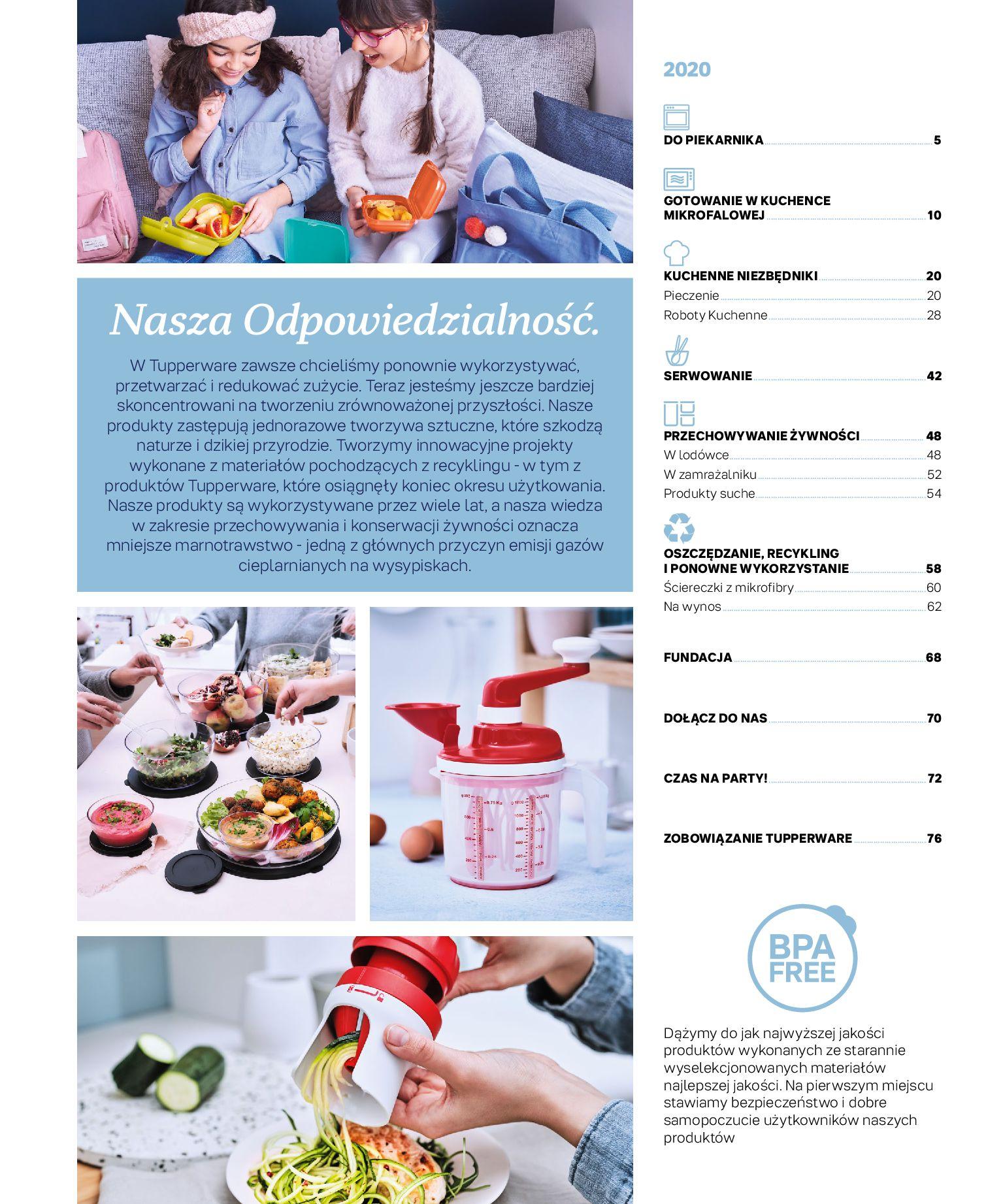 Gazetka Tupperware: Katalog jesień/zima 2021-02-17 page-3