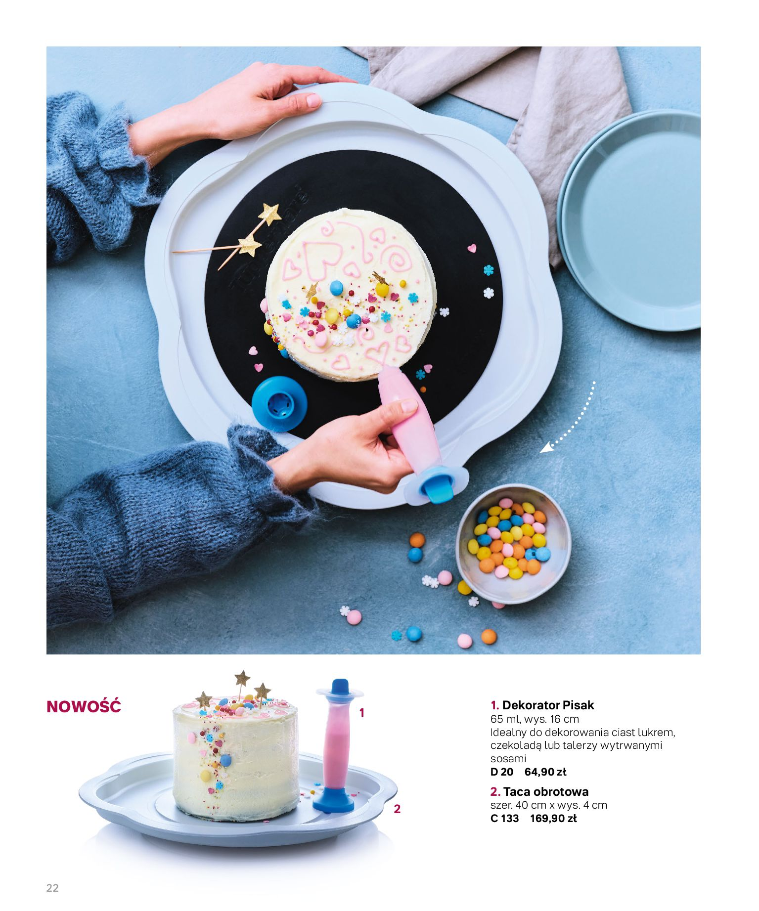 Gazetka Tupperware: Katalog jesień/zima 2021-02-17 page-22
