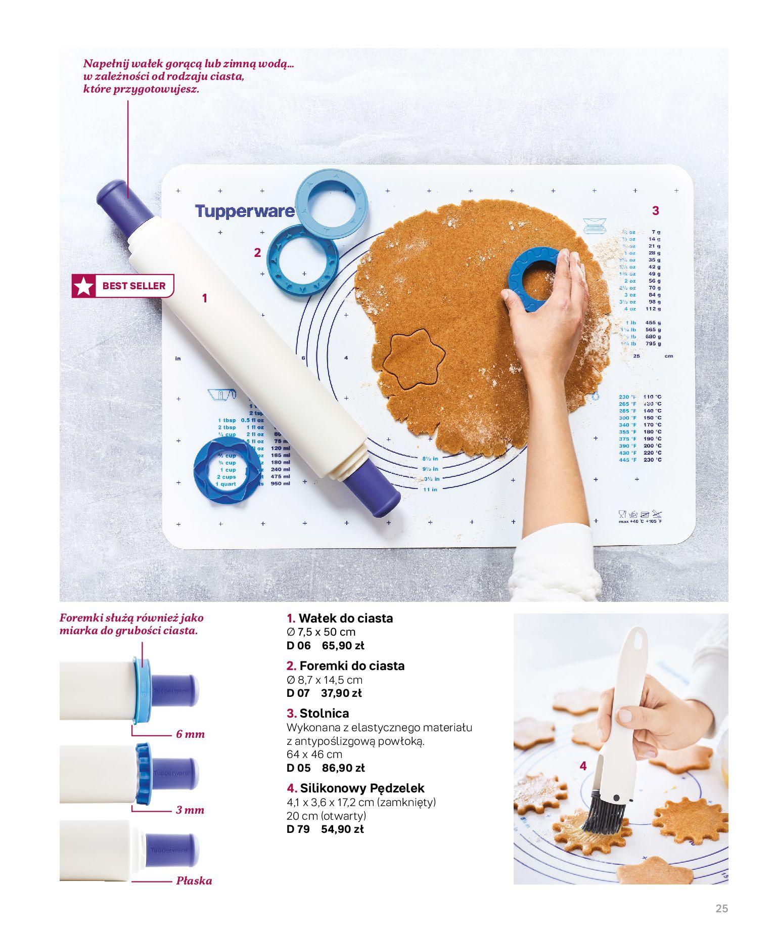 Gazetka Tupperware: Katalog jesień/zima 2021-02-17 page-25