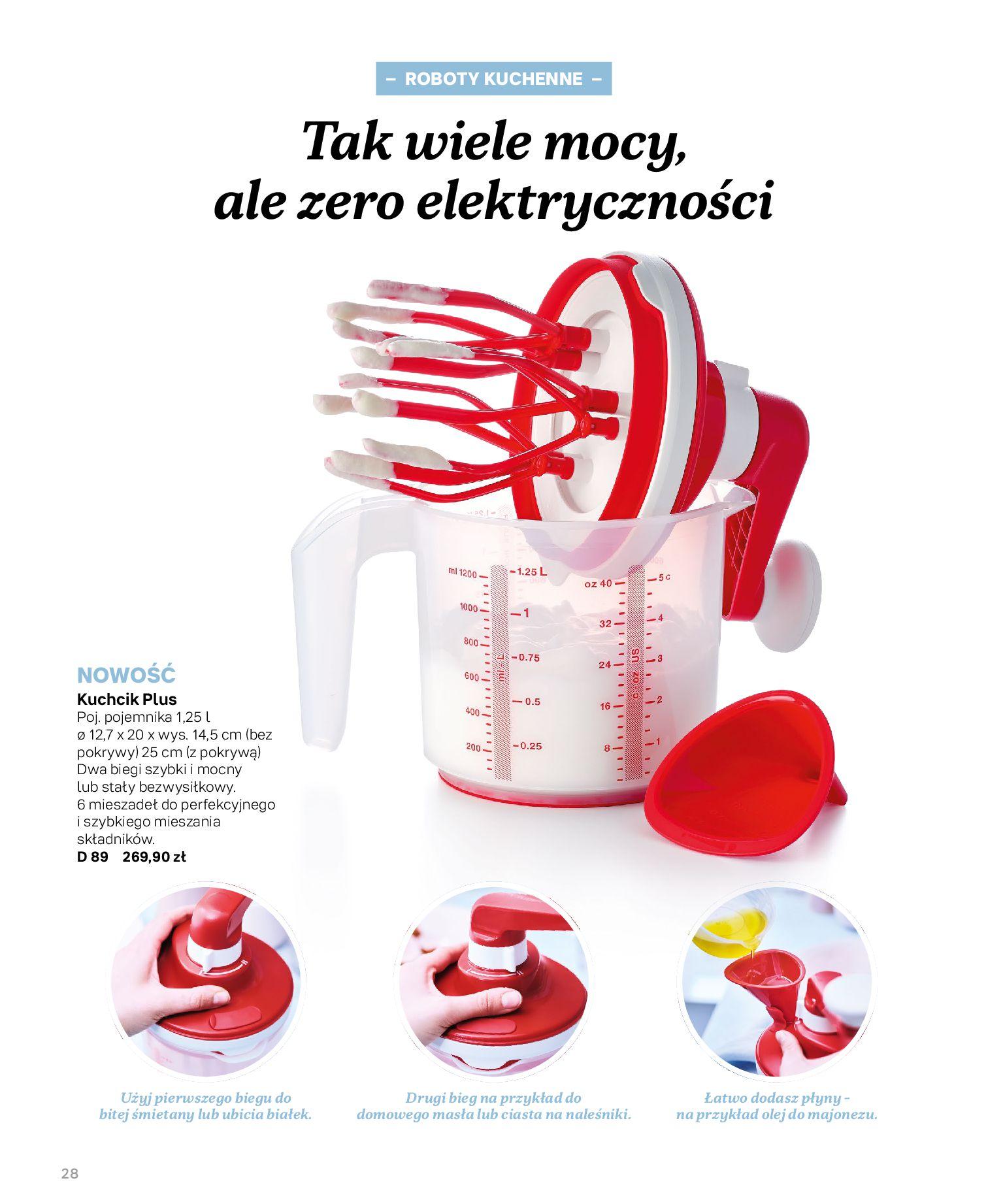Gazetka Tupperware: Katalog jesień/zima 2021-02-17 page-28