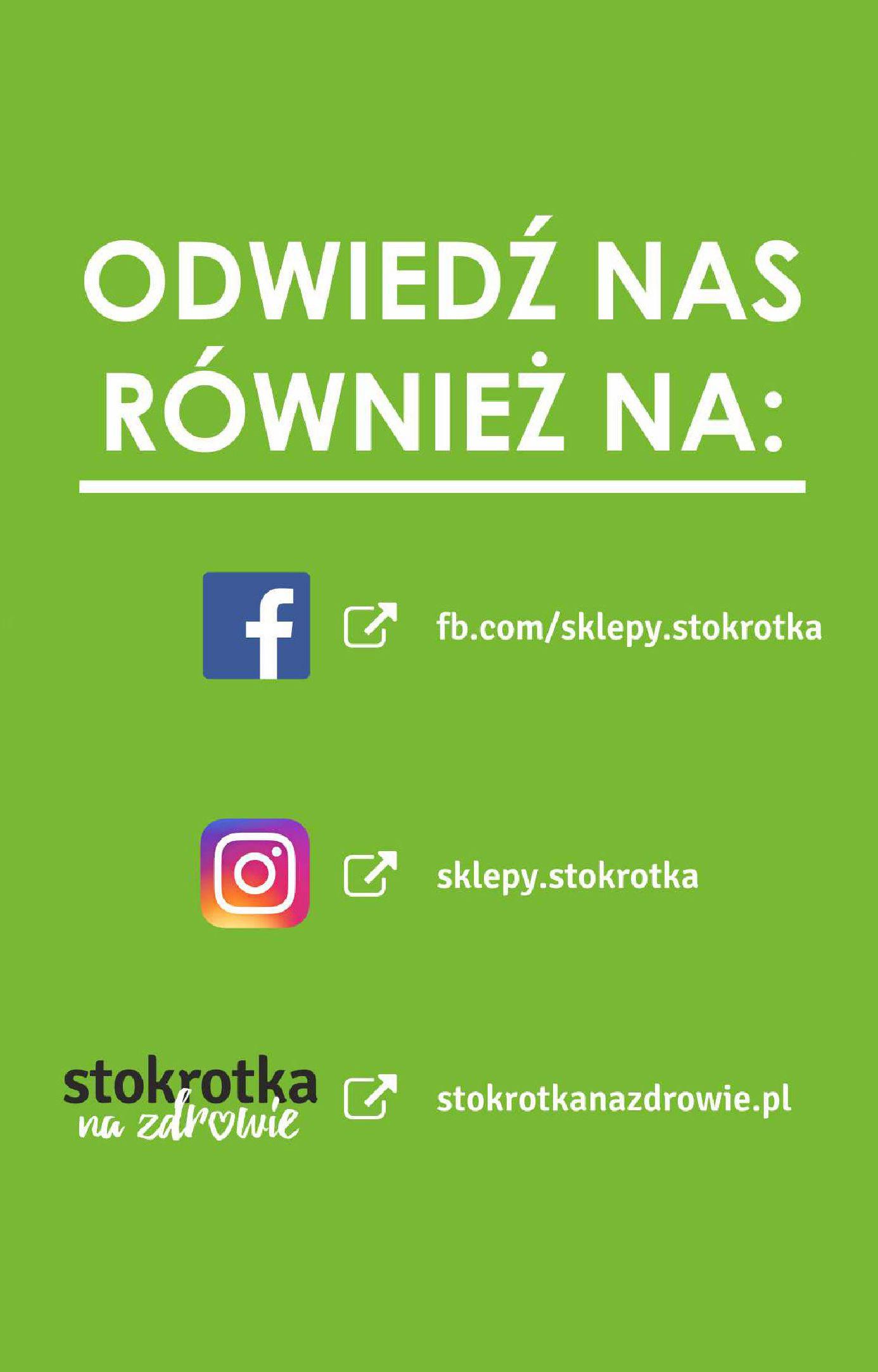 Gazetka Stokrotka Market - Oferta handlowa-10.07.2019-17.07.2019-page-