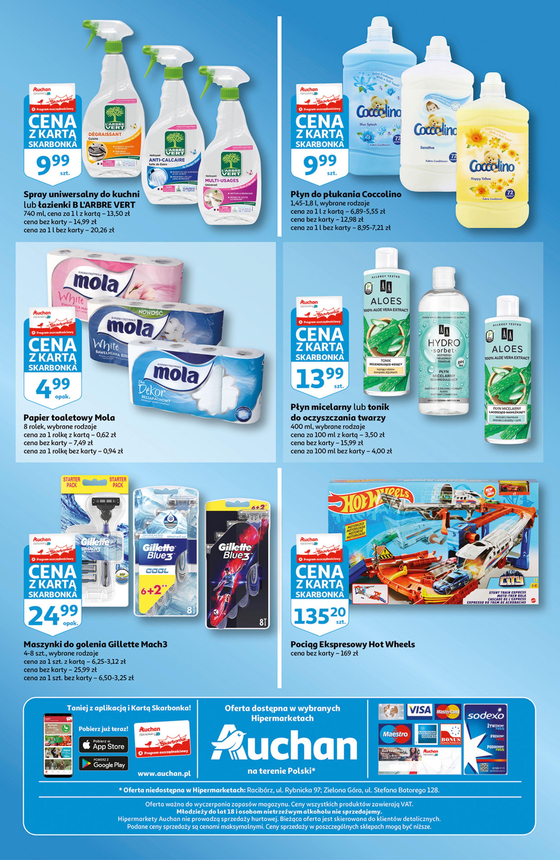 Gazetka Auchan: Gazetka Auchan - Skarbonka #29 2021-07-22 page-3